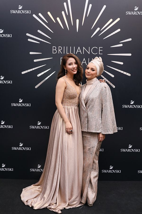 Venice Min and Neelofa