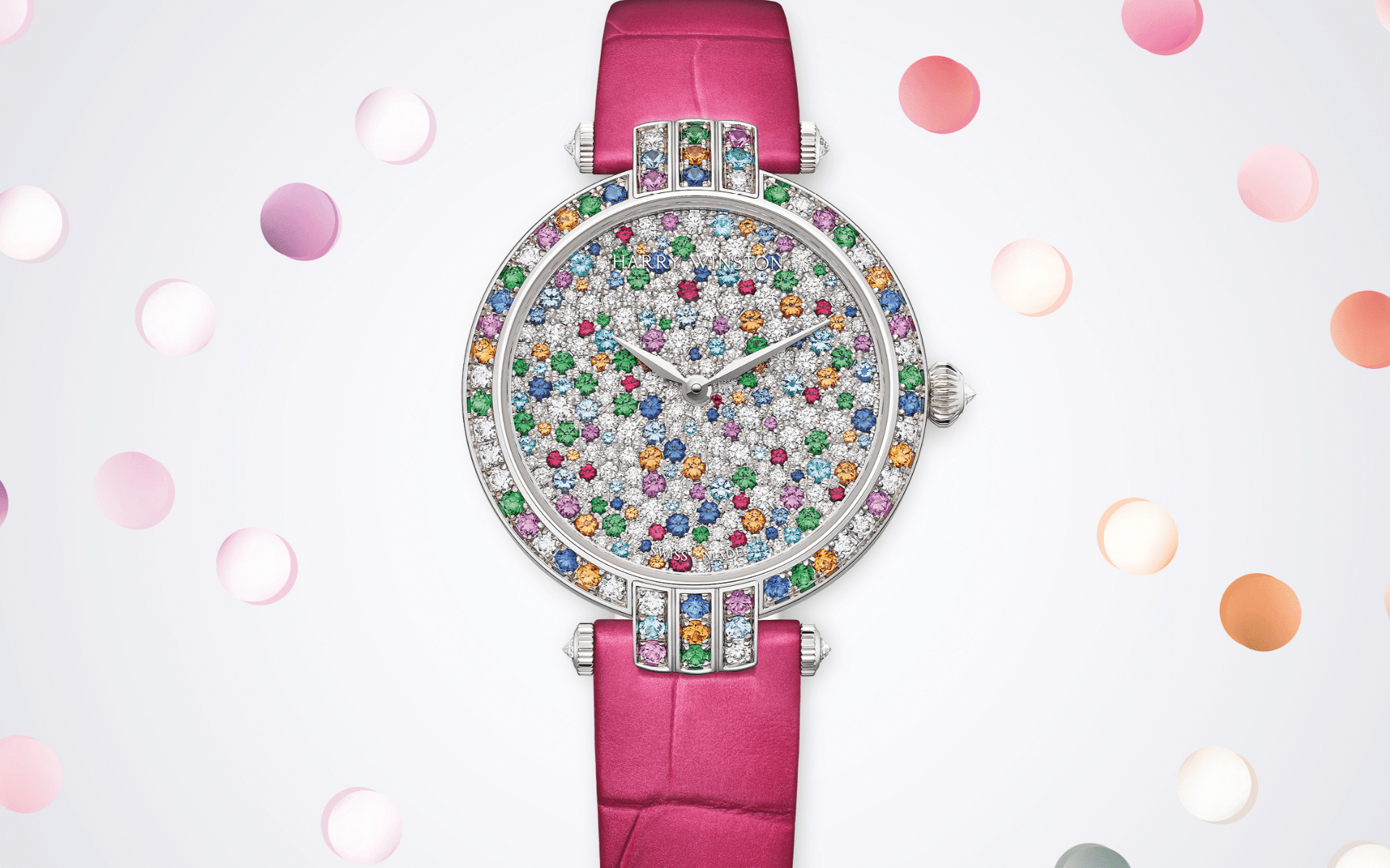 Premier Winston Candy by Harry Winston