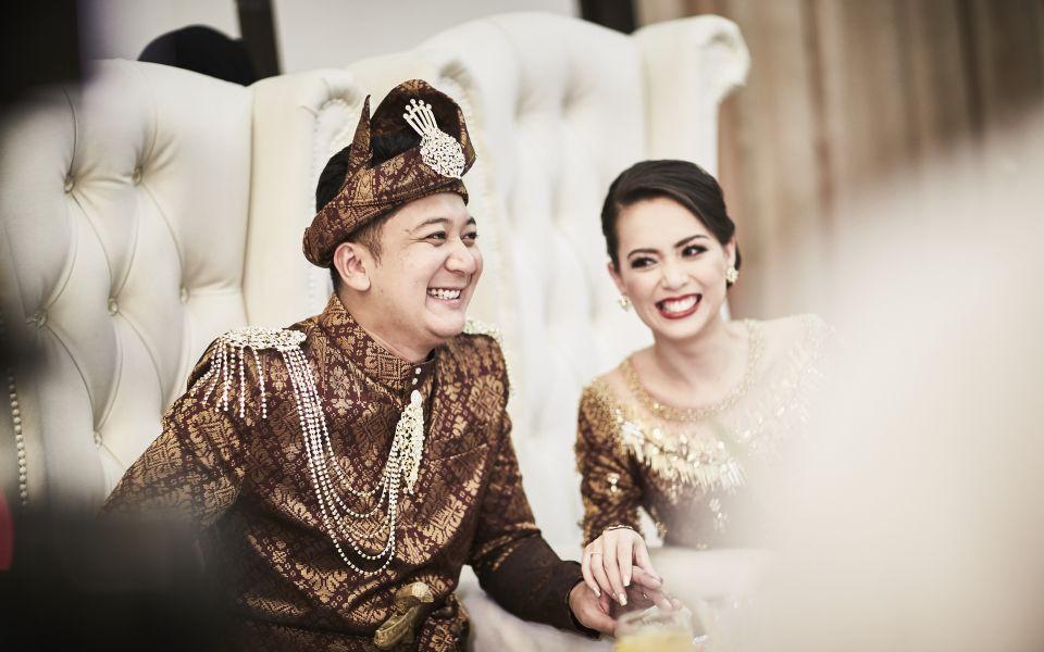 Ahmad Lutfi and Siti Saleha