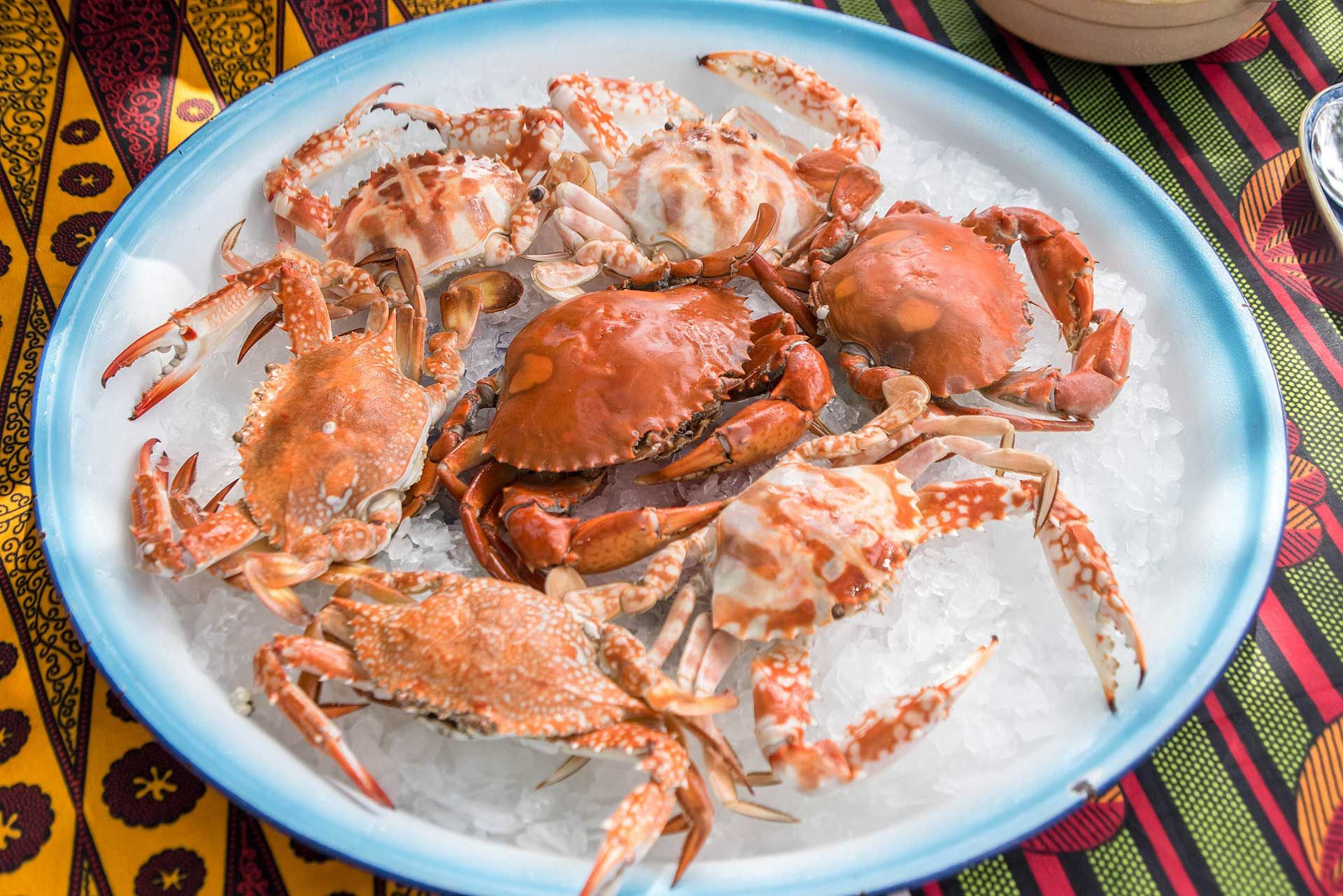 Teochew style cold Crab