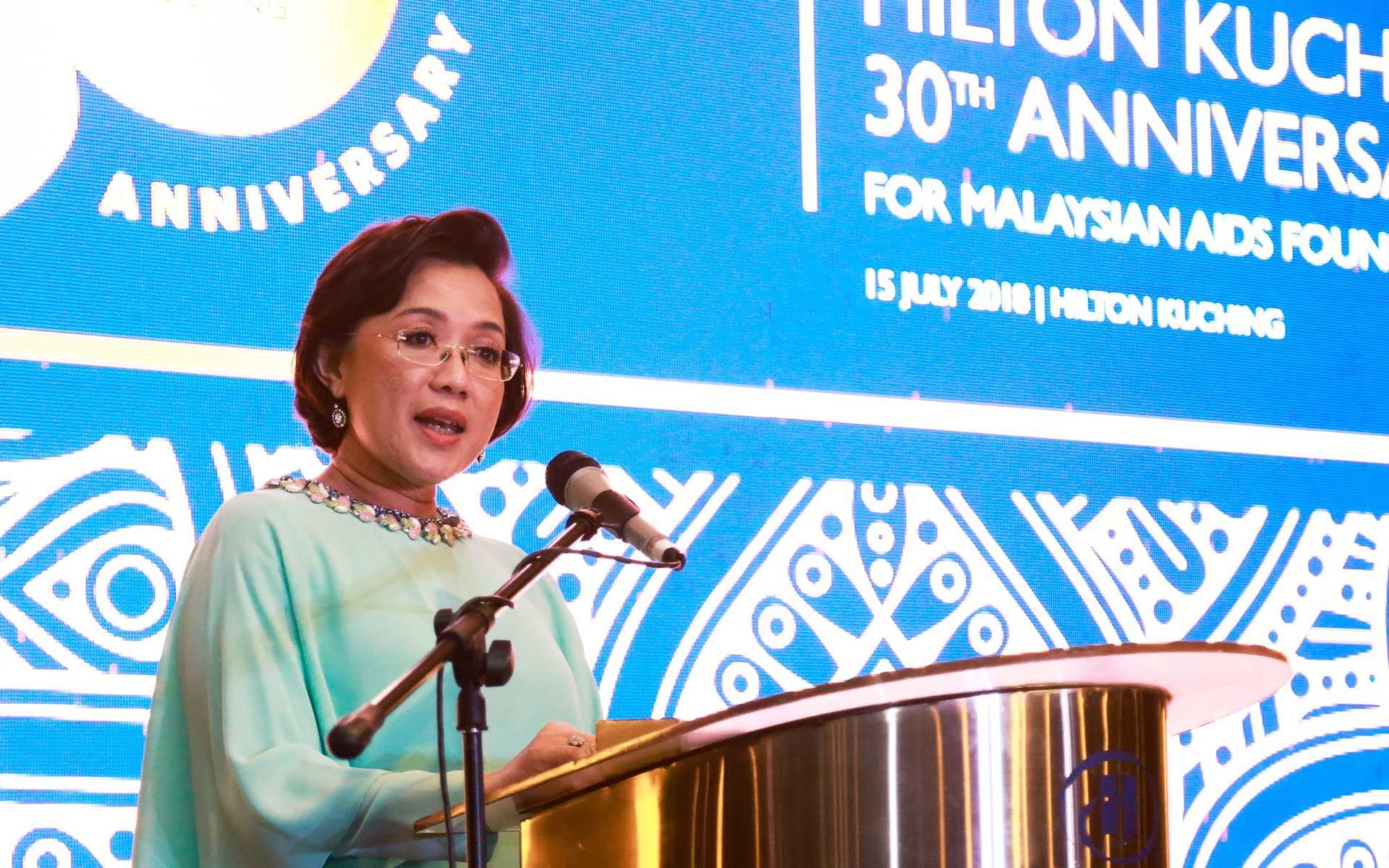 Professor Datuk Dr Adeeba Kamarulzaman