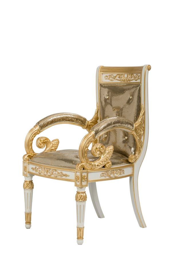 The Vanitas Chair Inspired By A Louis Xv Once Owned Gianni Versace Links True Heritage With Present Showcasing