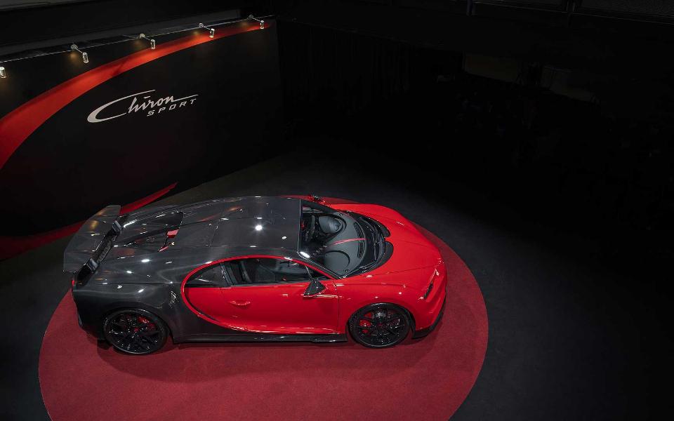 Bugatti Chiron Sport (3)