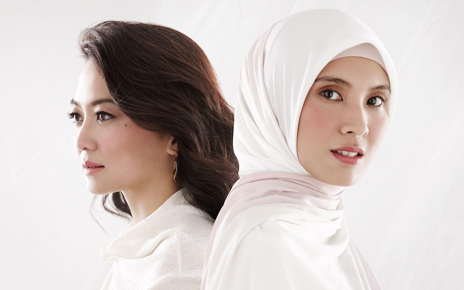 Hannah Yeoh and Nurul Izzah