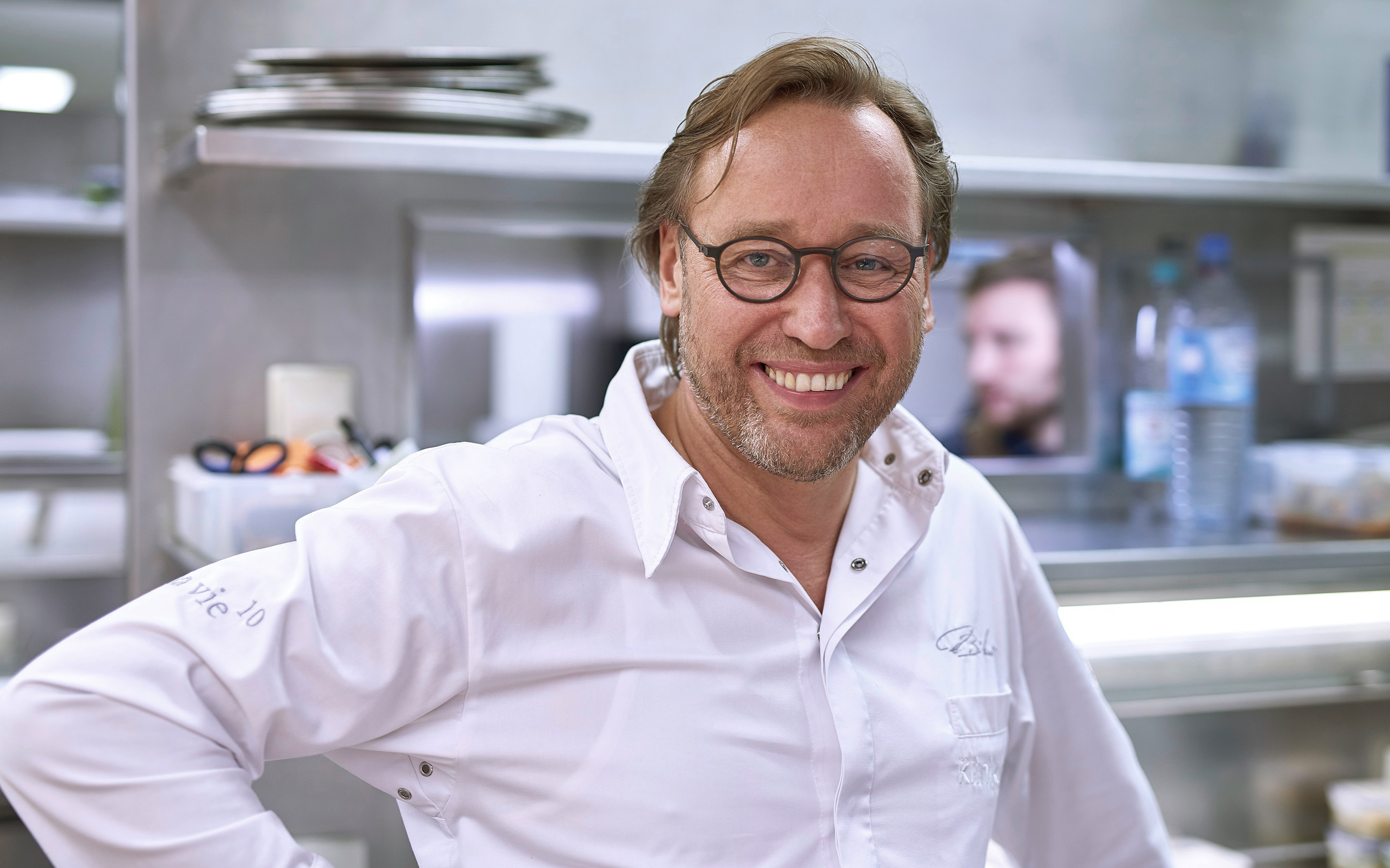 Three Michelin star chef Thomas Bühner