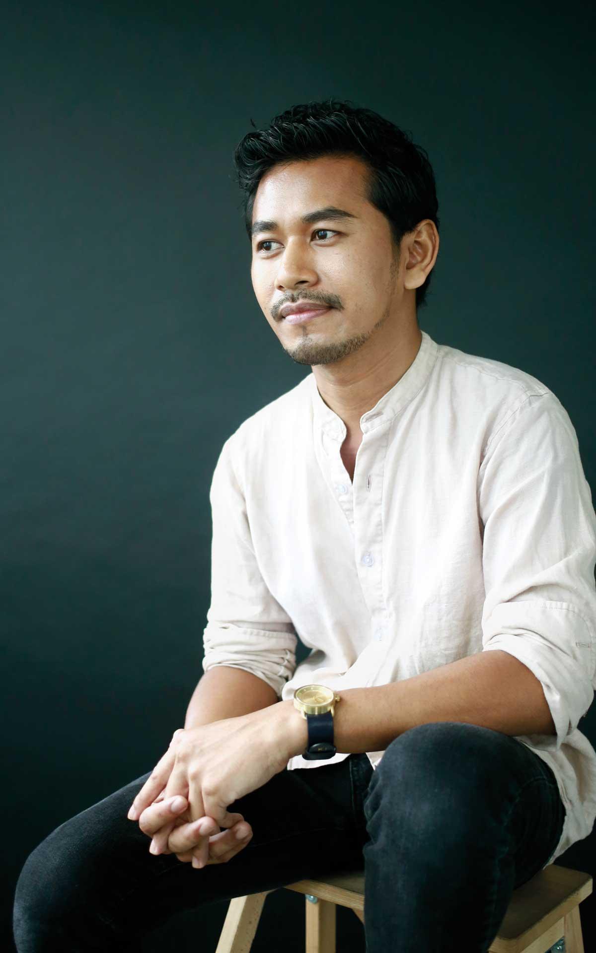 Kerol Izwan, Editorin Chief at Musotrees Magazine