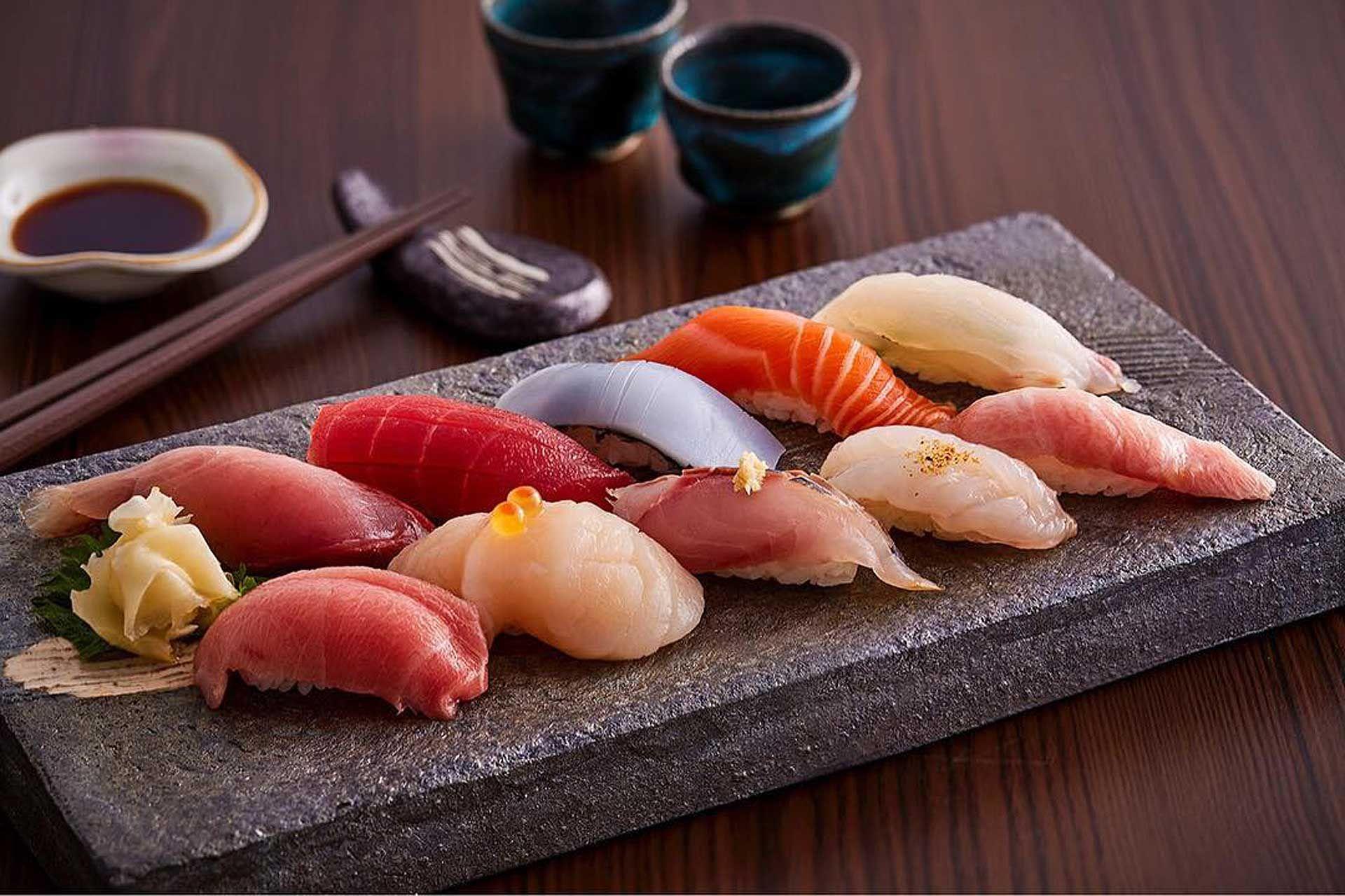 Fincch Sushi Room