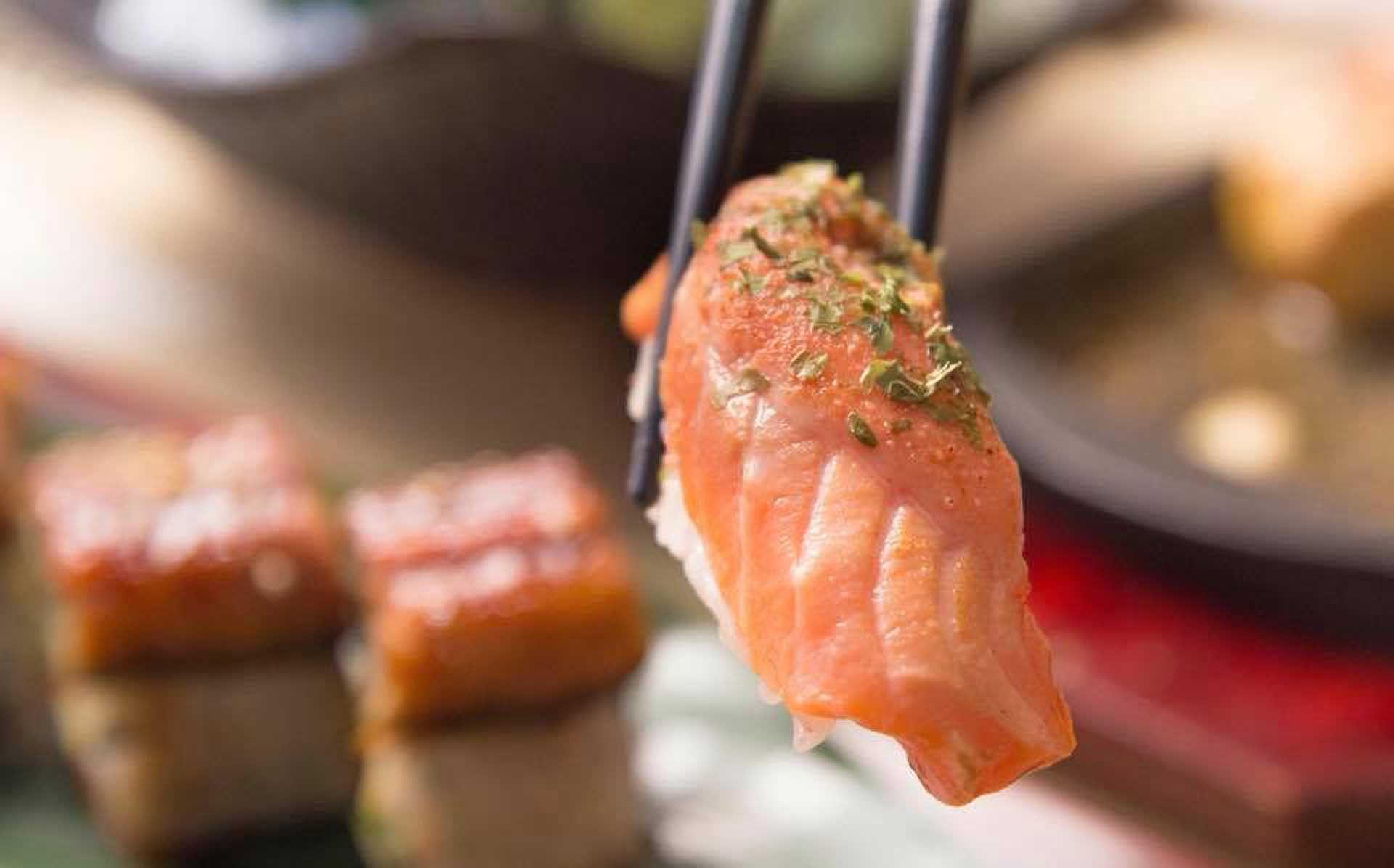 Sushi Kinmedai