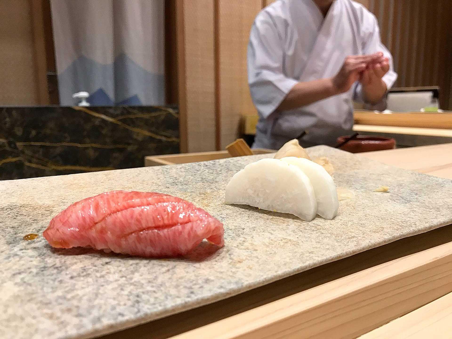Taka By Sushi Saito