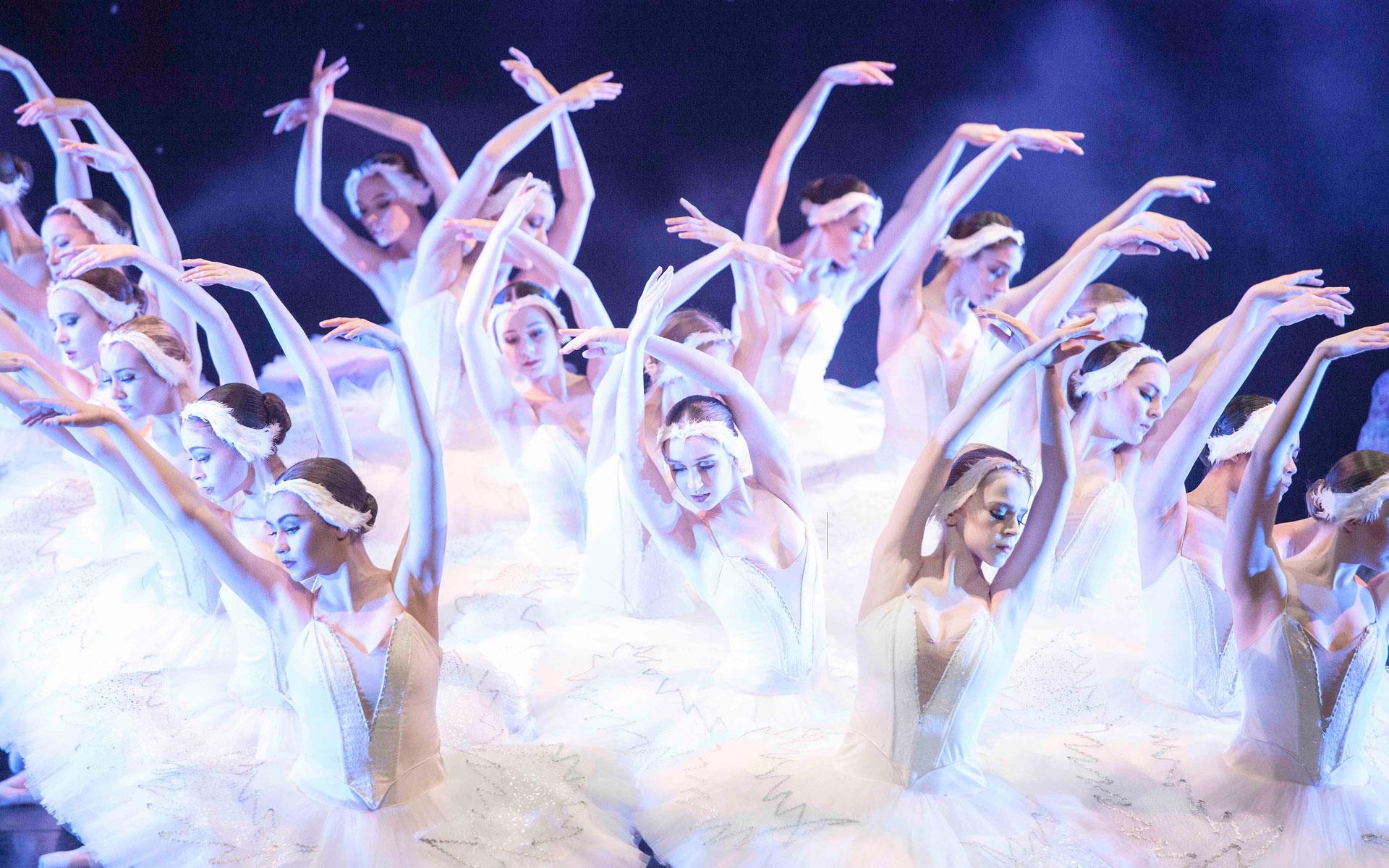 Swan Lake by Ballet West, Genting