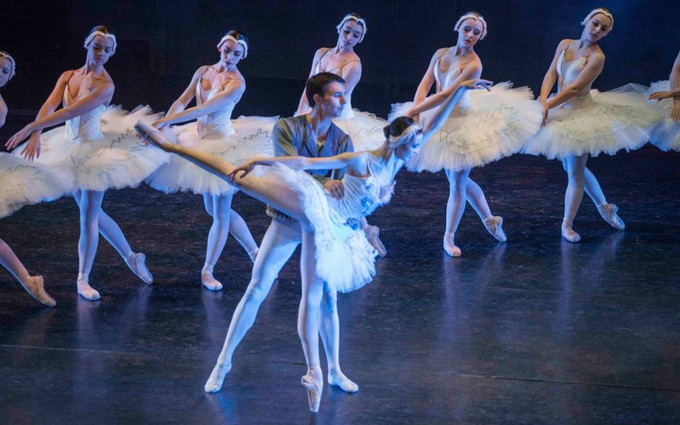 Swan Lake by Ballet West, Genting