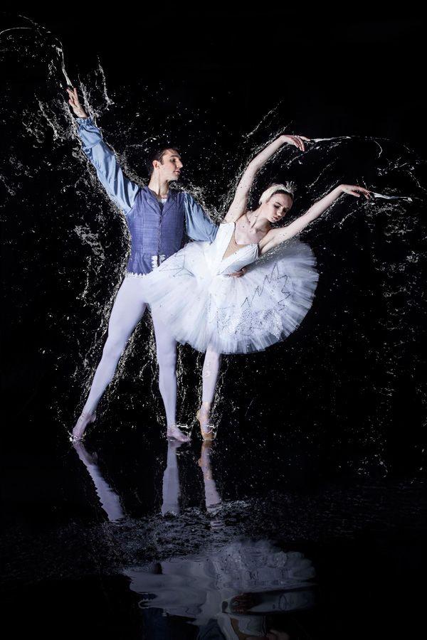 Jonathan Barton, Natasha Watson, Ballet West UK