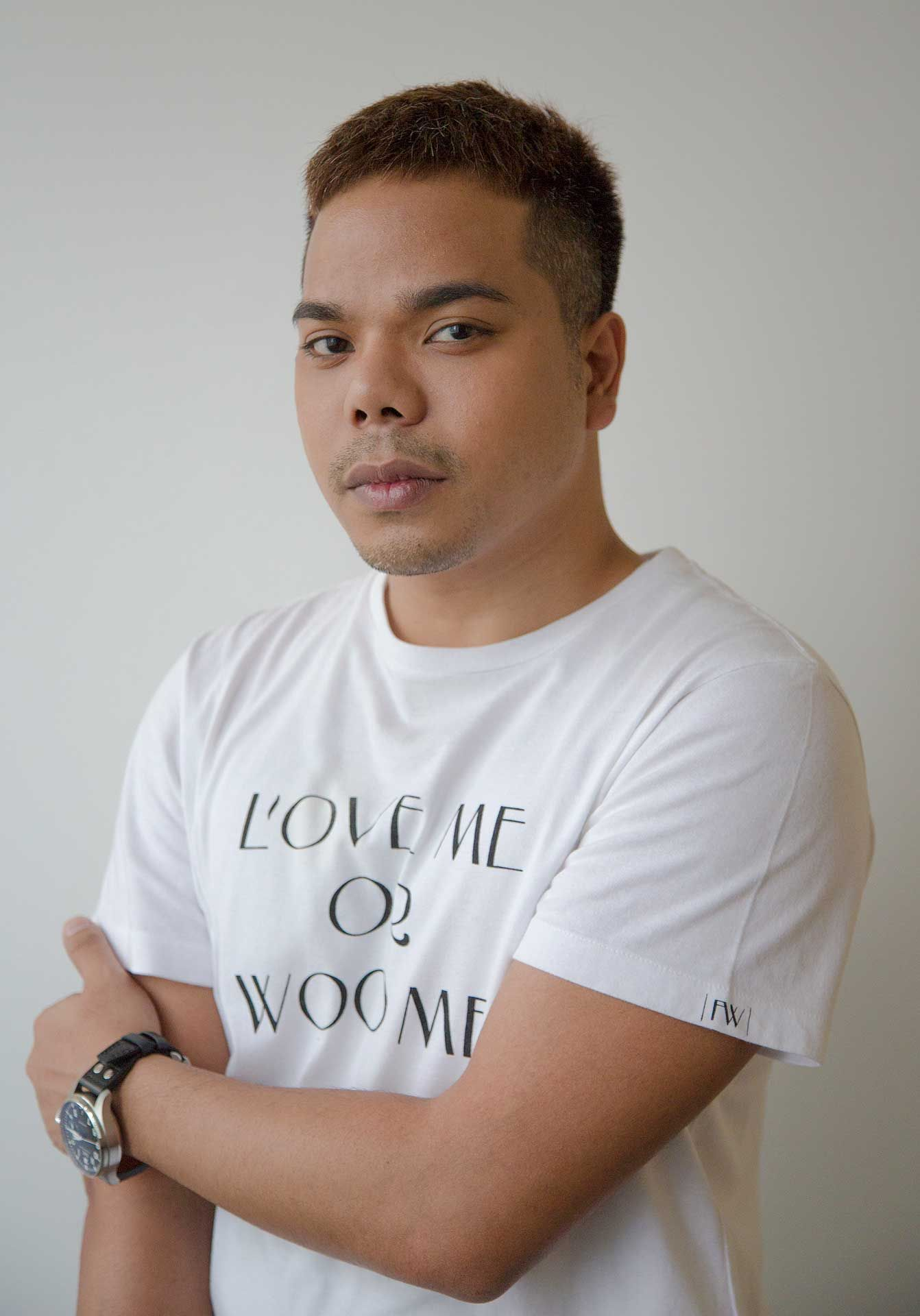 Izree Kai Haffiz.  Photo: Shaffiq Farhan/Malaysia Tatler