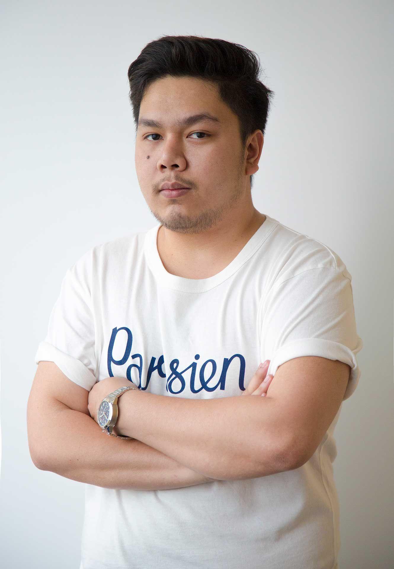 Mohd Hafizi Radzi Woo.  Photo: Shaffiq Farhan/Malaysia Tatler