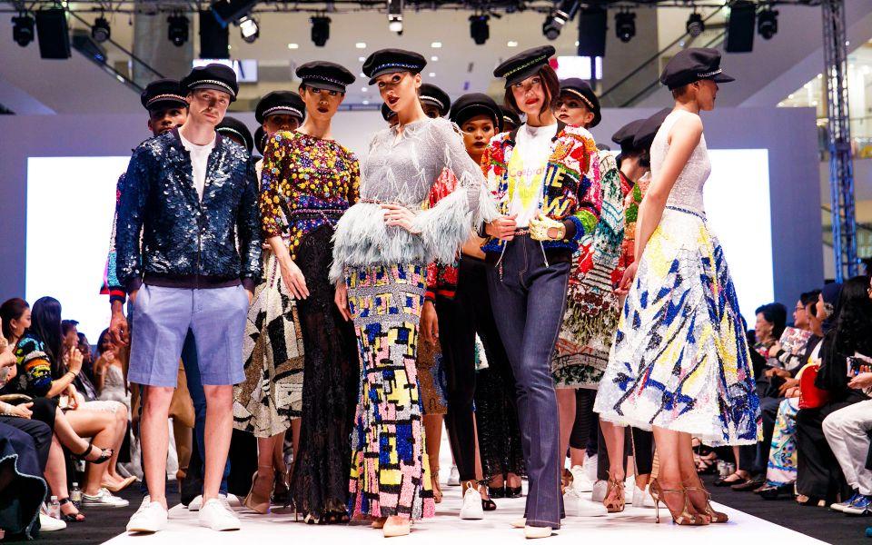Farah Khan The Maitres de l'art Couture Collection