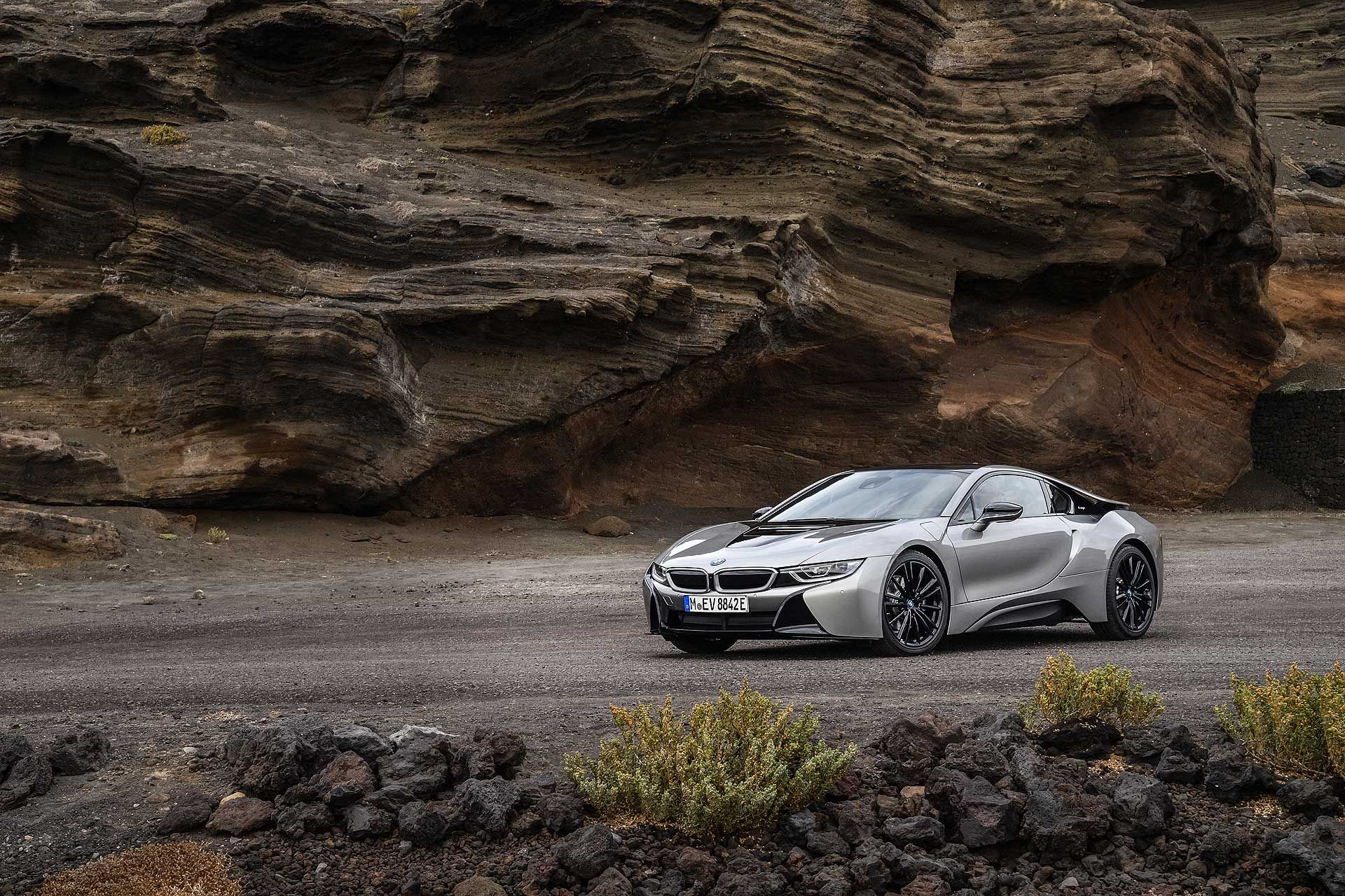 Bmw Updates Its Sports Car Of The Future With The New I8 Coupe