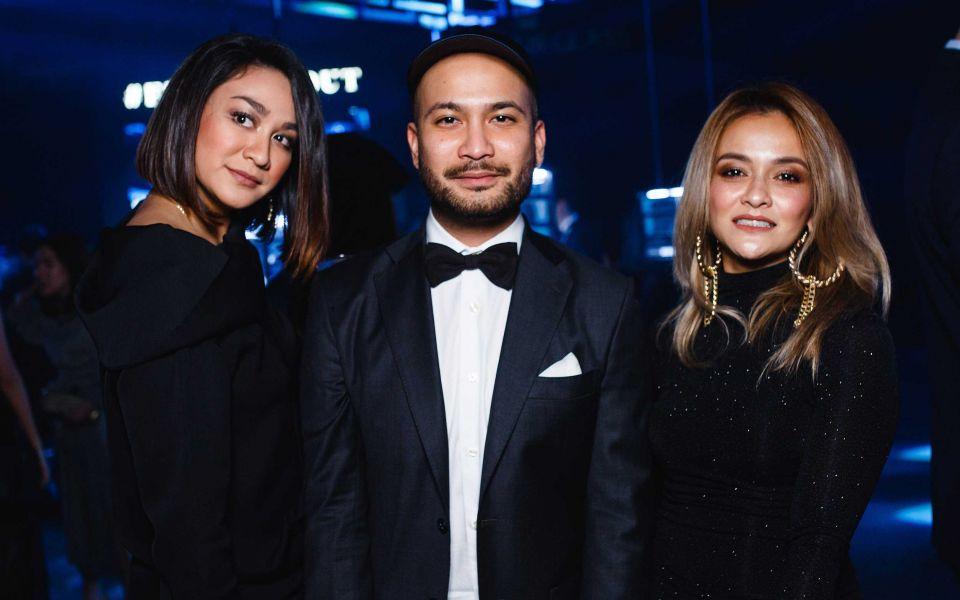 Dynas Mokhtar, Affendy Ali and Sazzy Falak