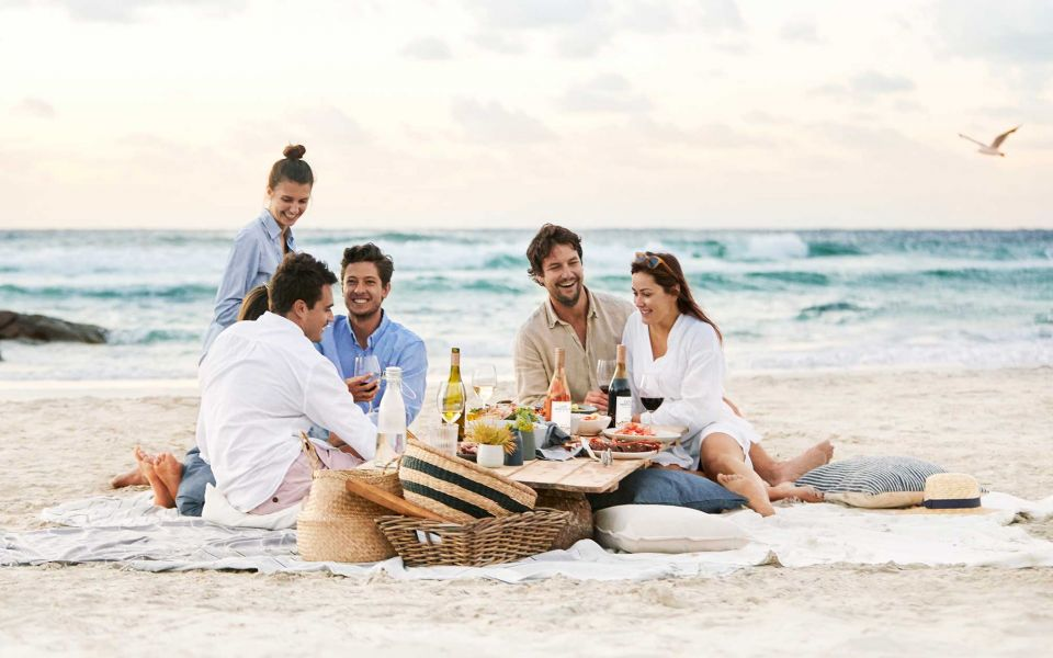 Cape Mentelle winery is strategically located halfway between the main town of Margaret River and the Western Australia coast. Photo: Courtesy of Cape Mentelle.