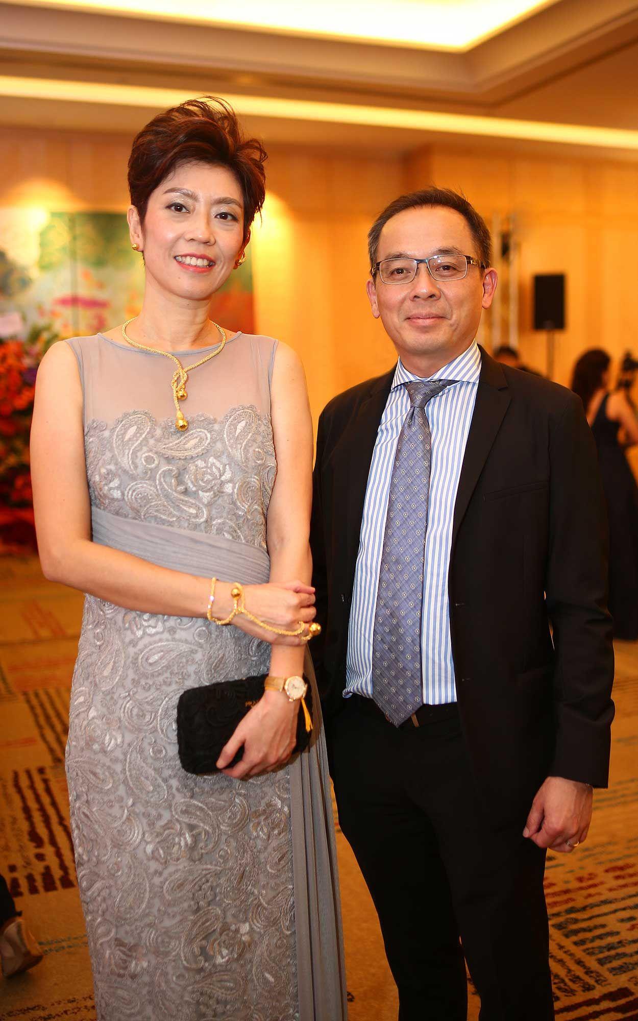 Xiao Chin Ng and Michael Beh