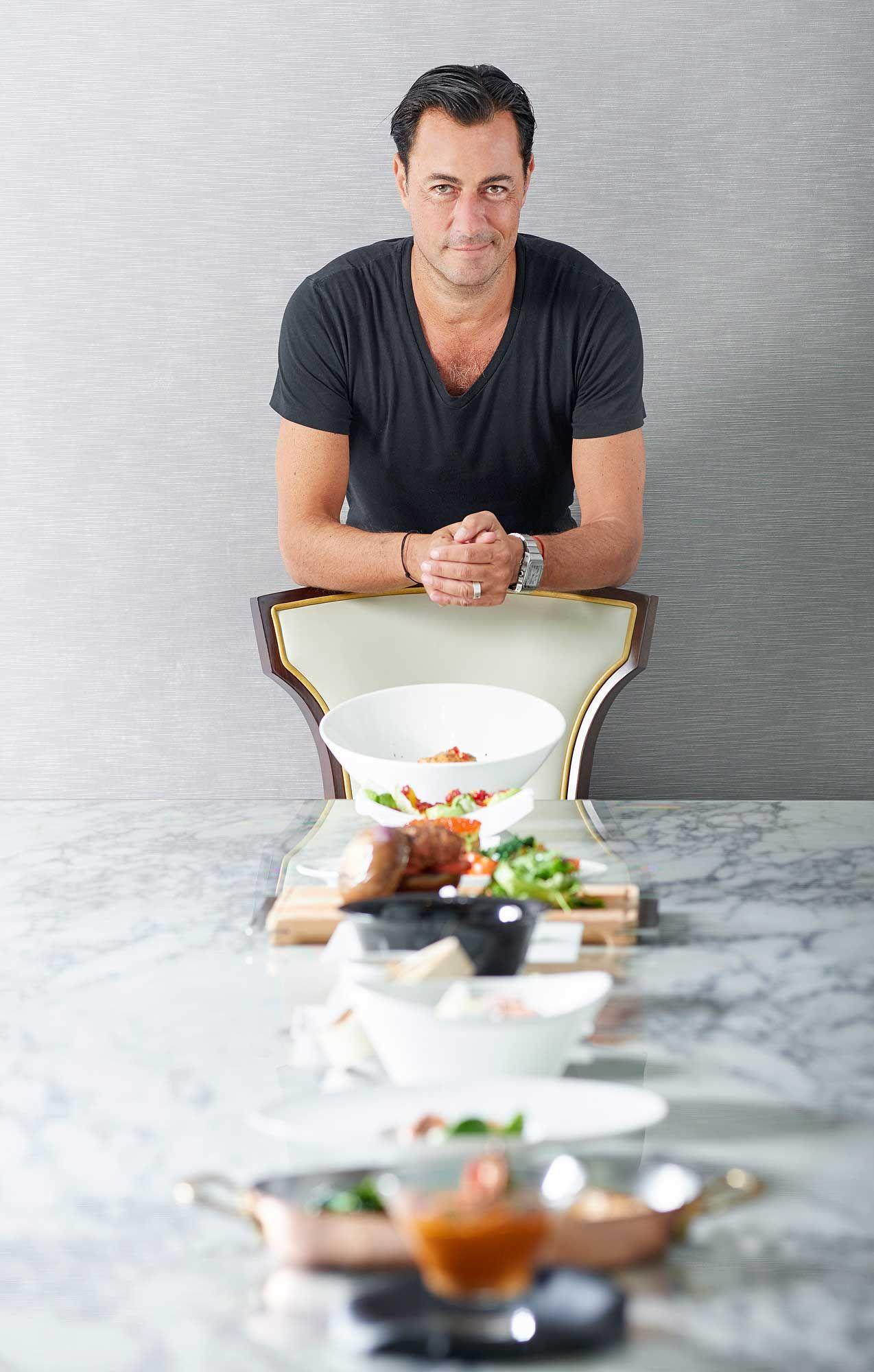Daniel Green aka The Model Cook. Photo: Courtesy of Daniel Green