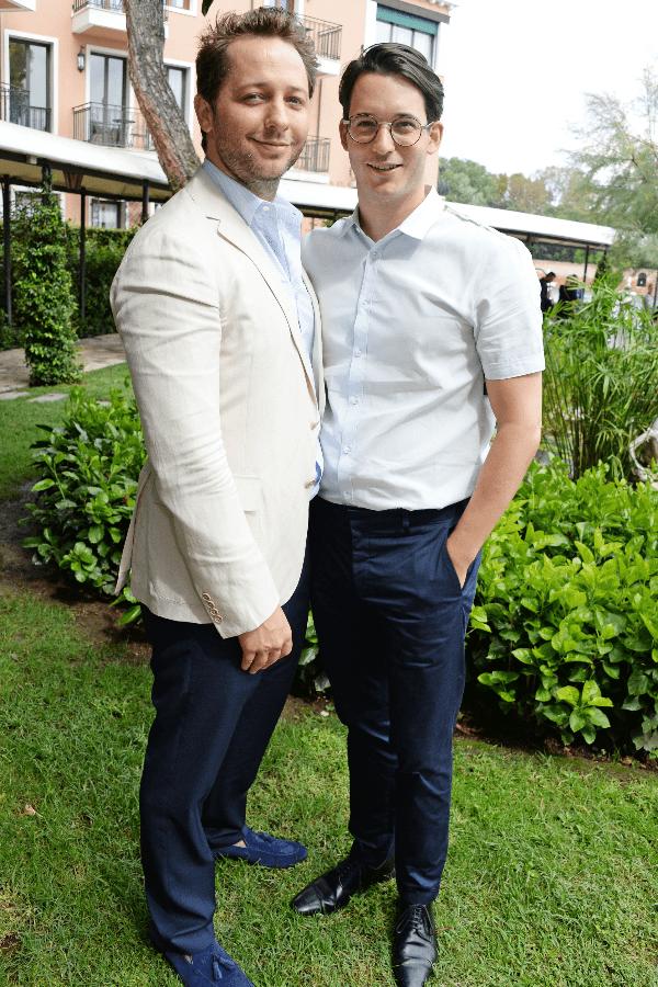 Derek Blasberg and Nick Brown