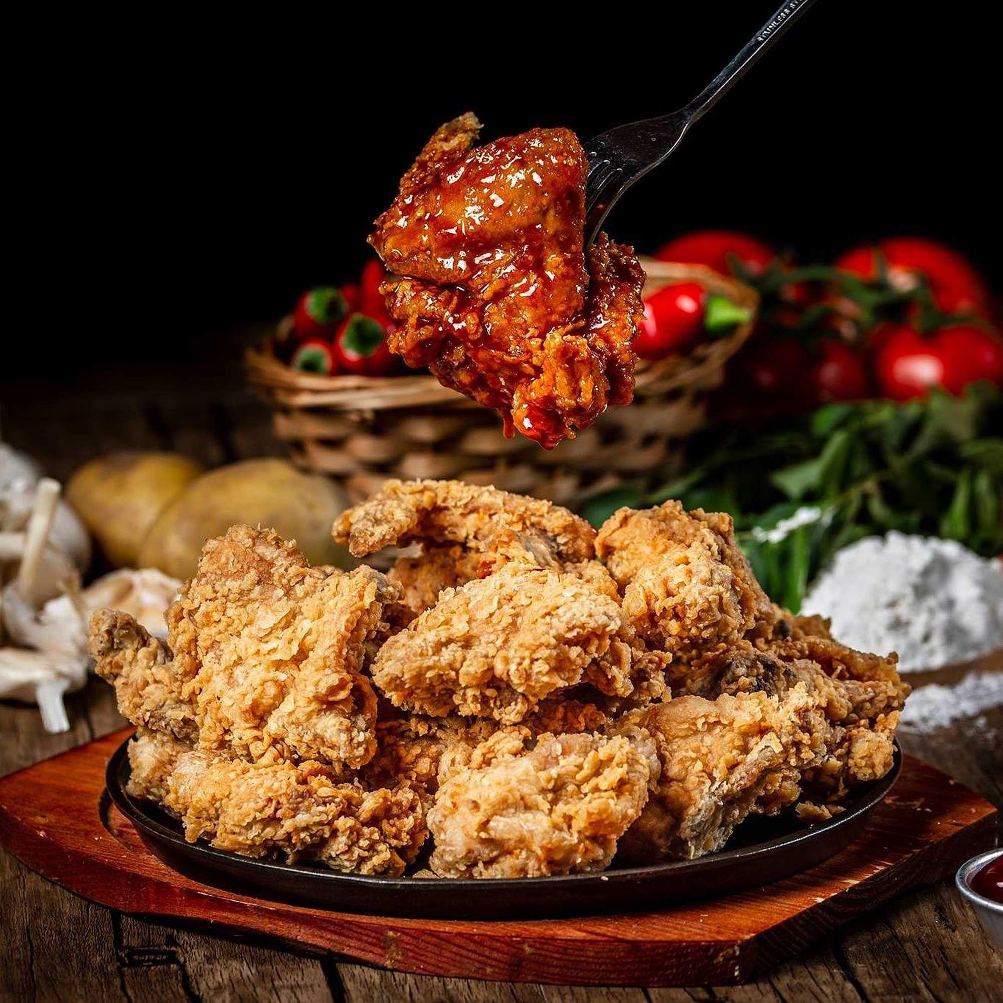 Choo Choo Chicken