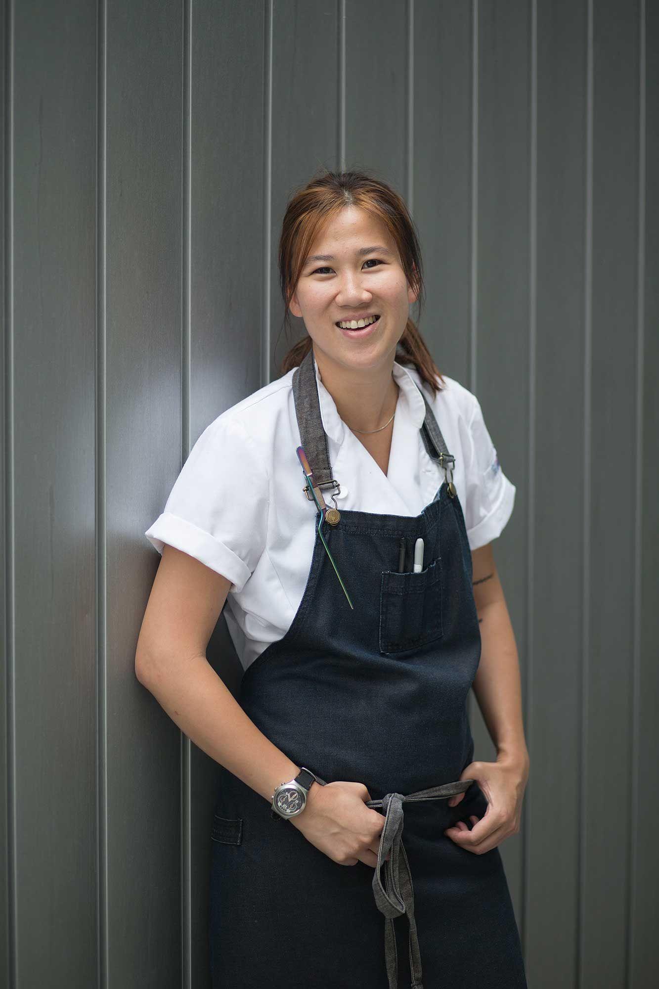 Jun Wong Chef De Cuisine Of Kikubari Photo Shaffiq Farhan Malaysia Tatler