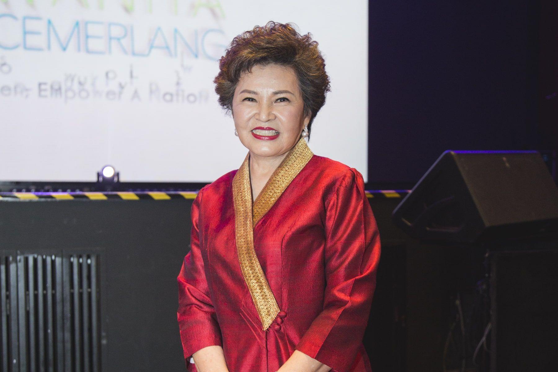 Tan Sri Dato' Sri Dr Ng Yen Yen, founder of YWC