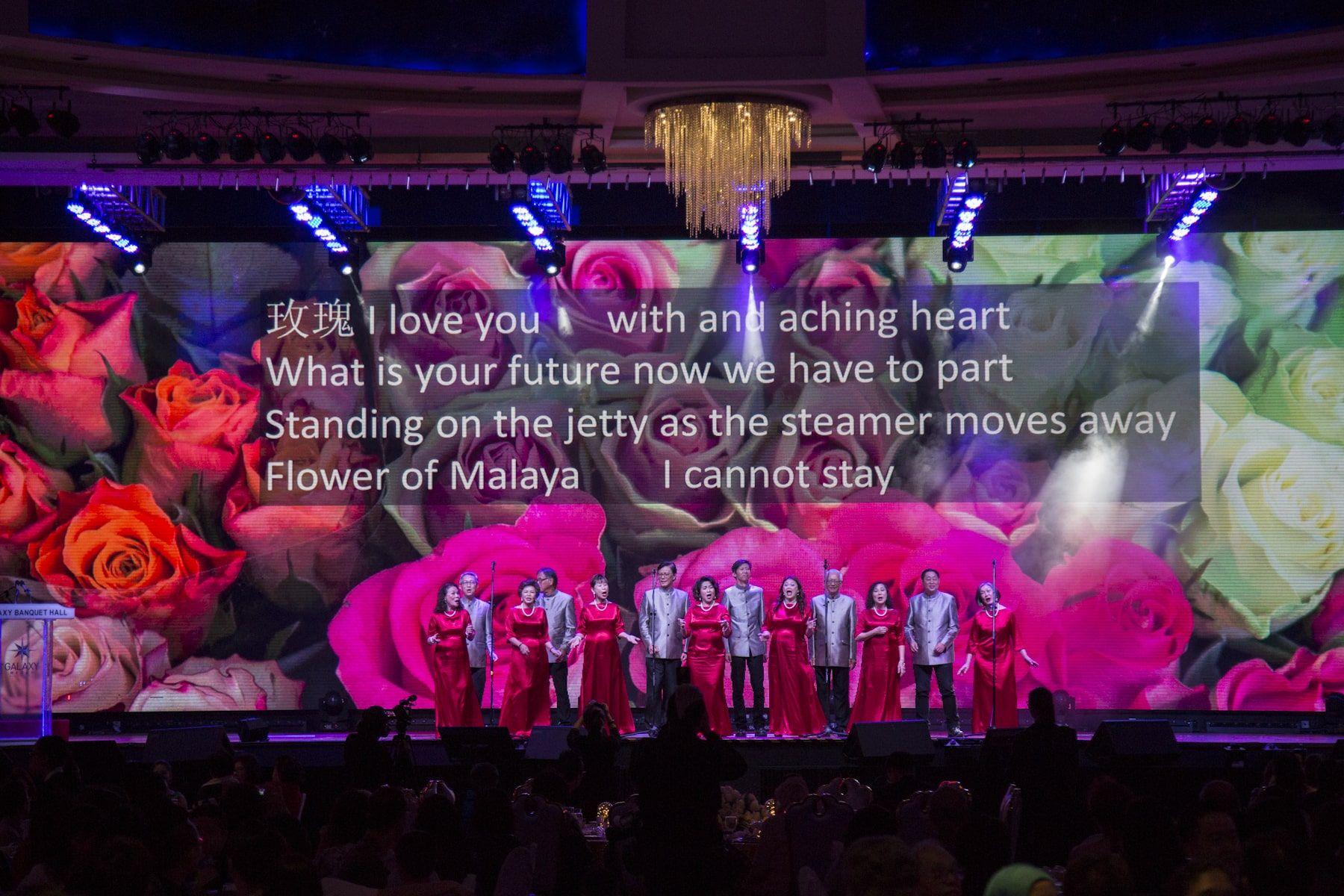 Caring & Sharing Choir