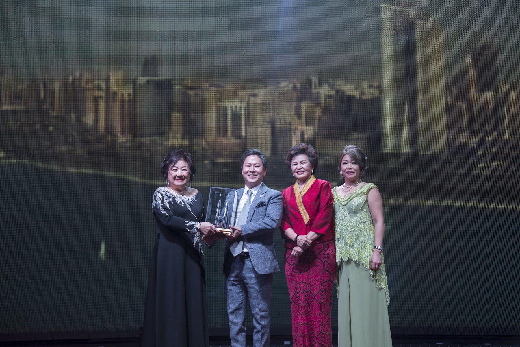 Datin Rosalind Lee, Dato Prof Dr Alan Wong, Tan Sri Dato Sri Prof Dr Ng Yen Yen, Datuk Prof Dr Stella Chin