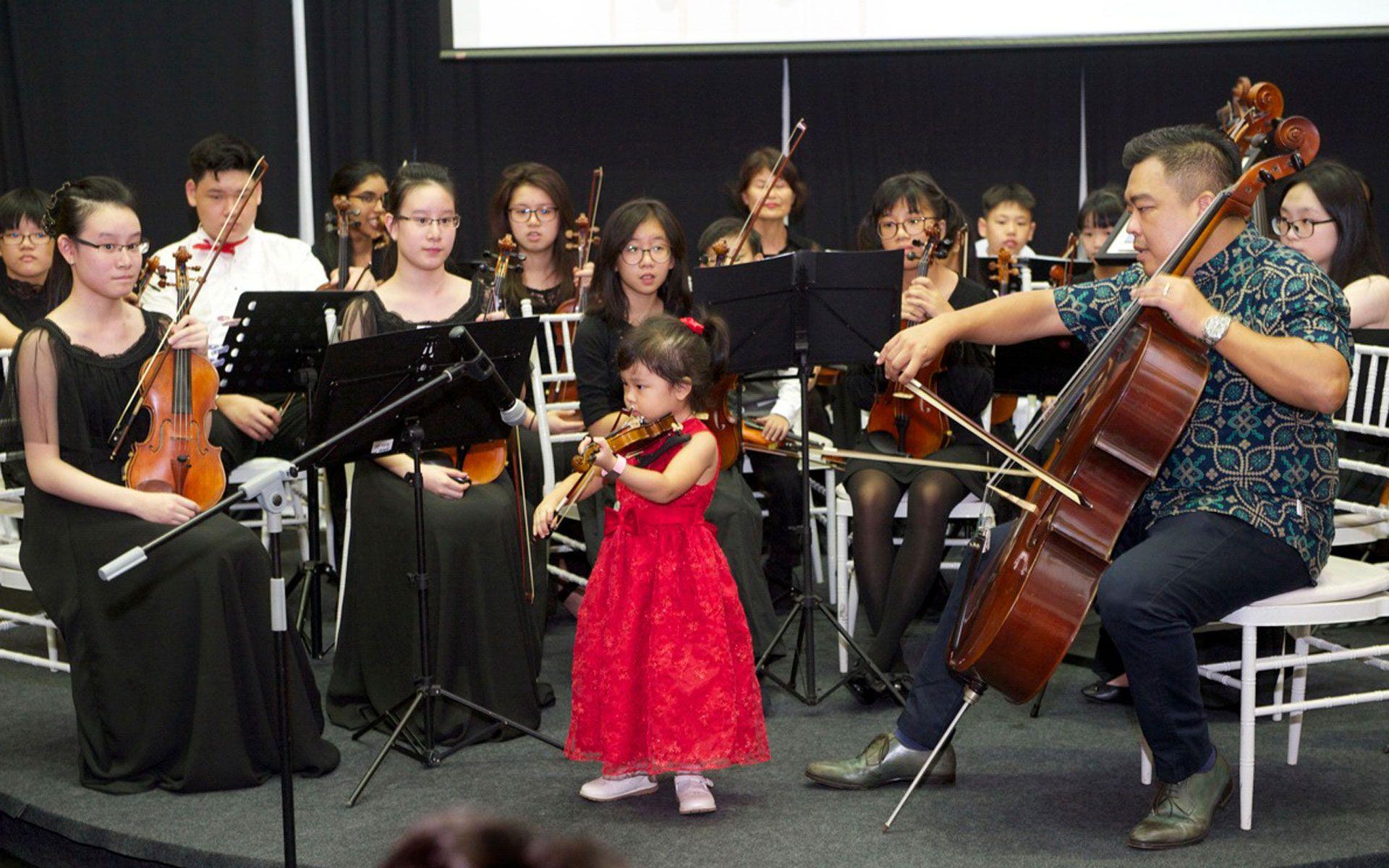 Lim Rae-Lyn and Symphonia Fantasia