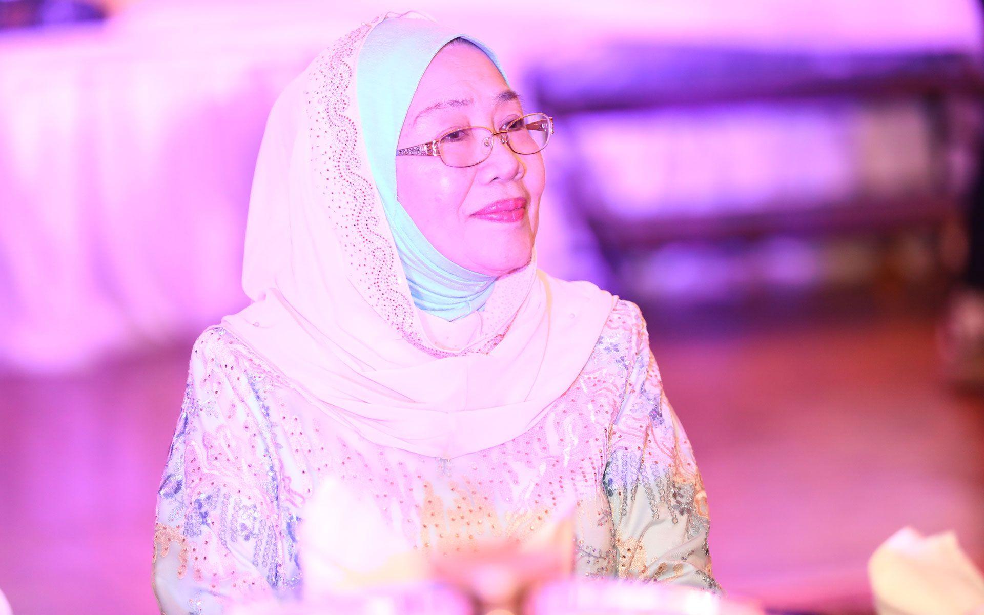 Toh Puan Mazni Mohd Noor