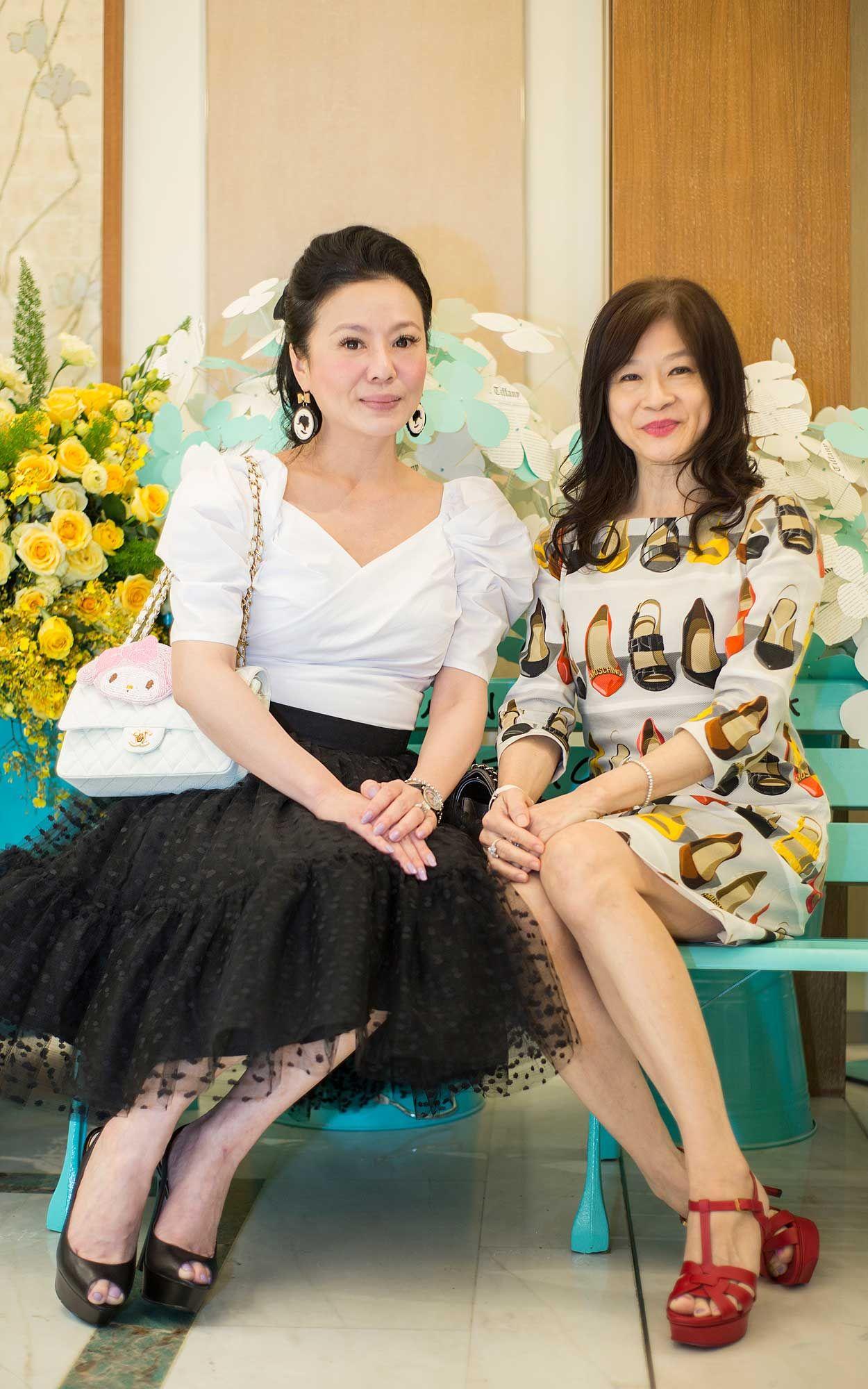 Dato' Joneser Choi and Faridah Teh