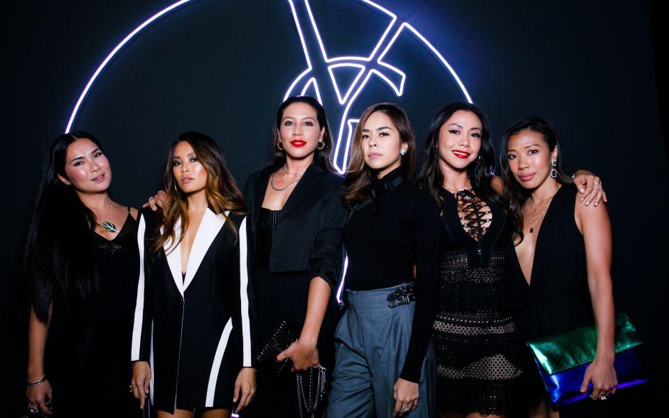 Angela Karto, Ung Yiu Lin, Zaireen Iskandar, Kim Raymond, Datin Sabrena Dani and Teo Yi Ping