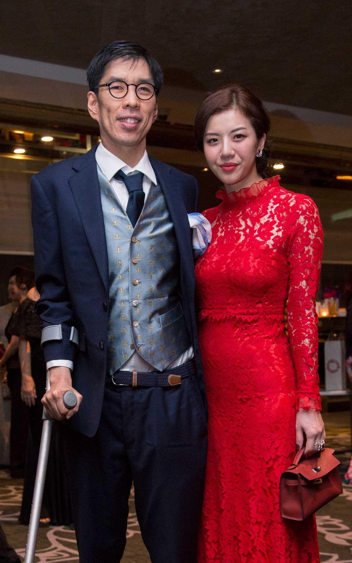 Gabriel Mah and Toh Su Quinn