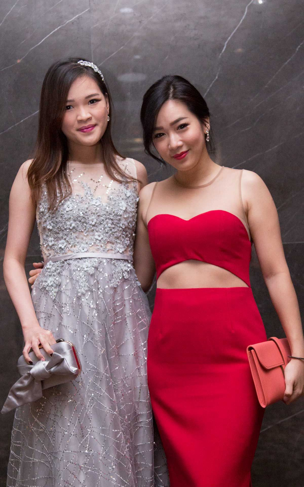 Jyy Yeen Tan and Shaine Wong