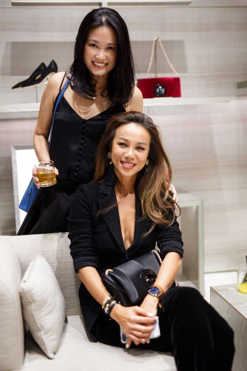 Datin Maureen Ooi and Soong Ai Ling