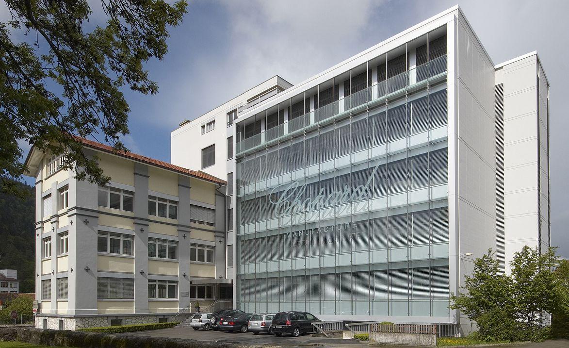Chopard manufacture in Fleurier (Photo: Chopard)