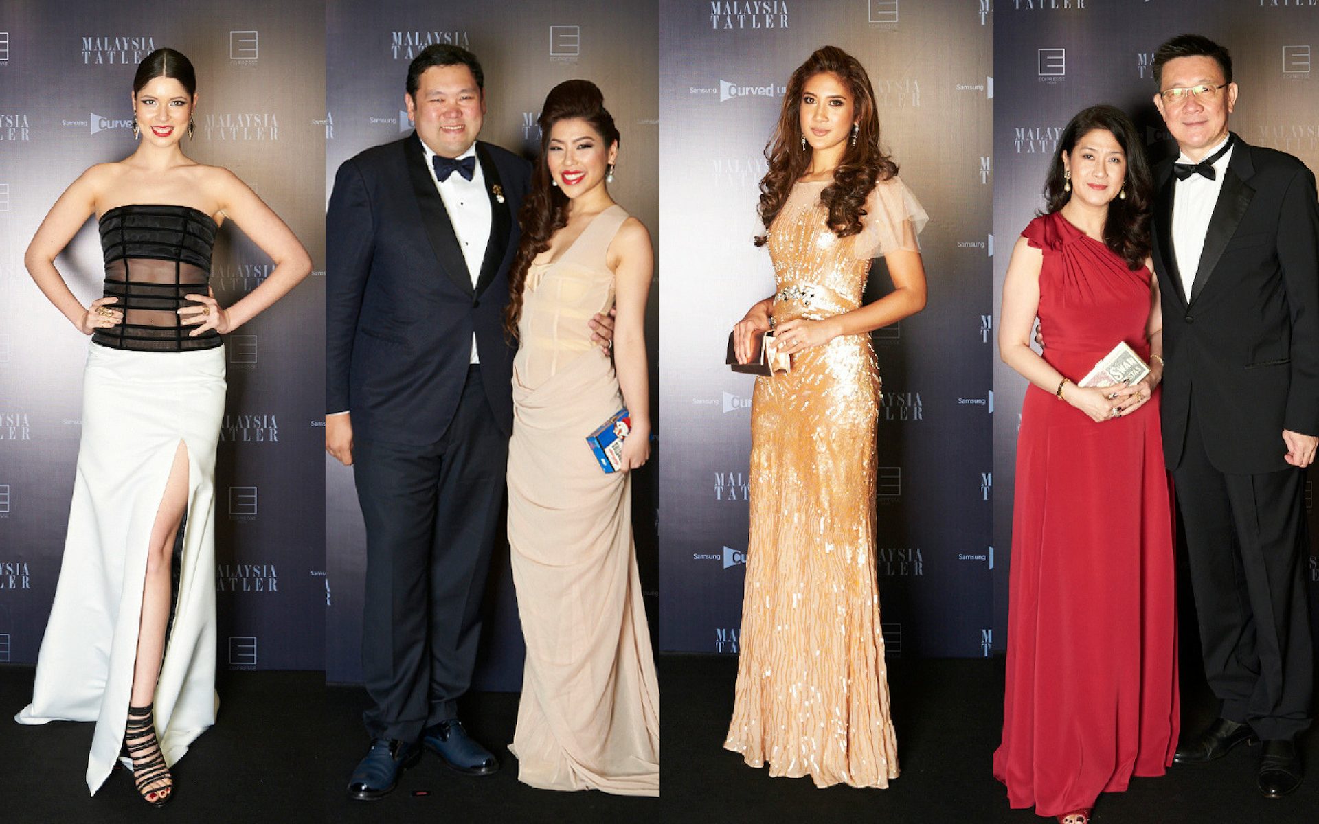 Yong Mei Ling in Jonathan Cheng, Elizabeth Lee-Yong in Jonathan Liang, Raja Jesrina Arshad in Michael Ong and Soo Shea Pin in KK Ng