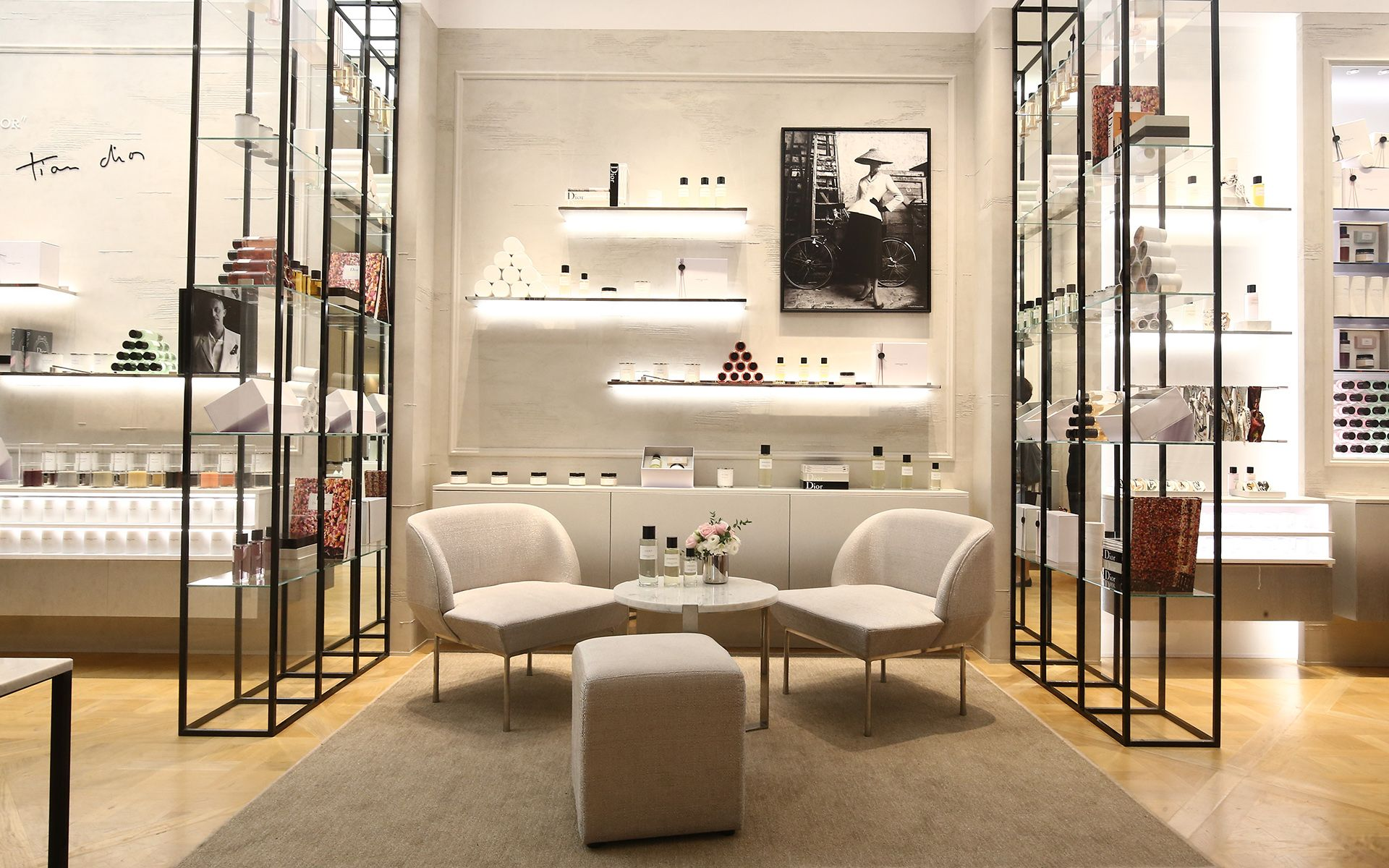 Maison Christian Dior Montauroux the coolest new stores in time for your year-end retail