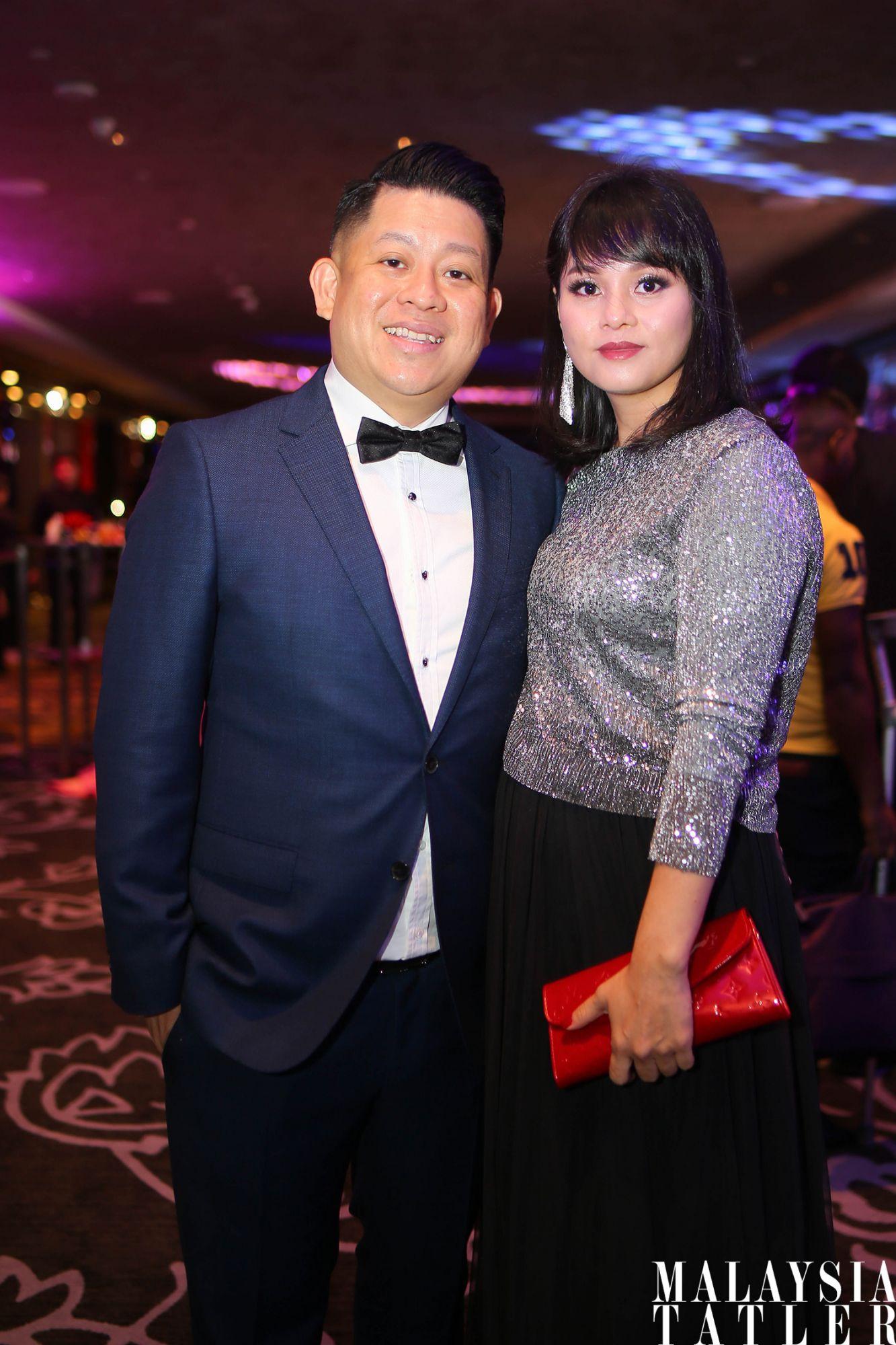 Dato' Jack Yap and Datin May Tan