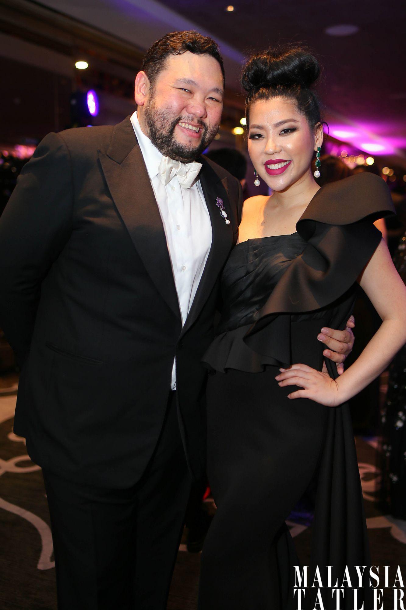 Benjamin Yong and Elizabeth Lee