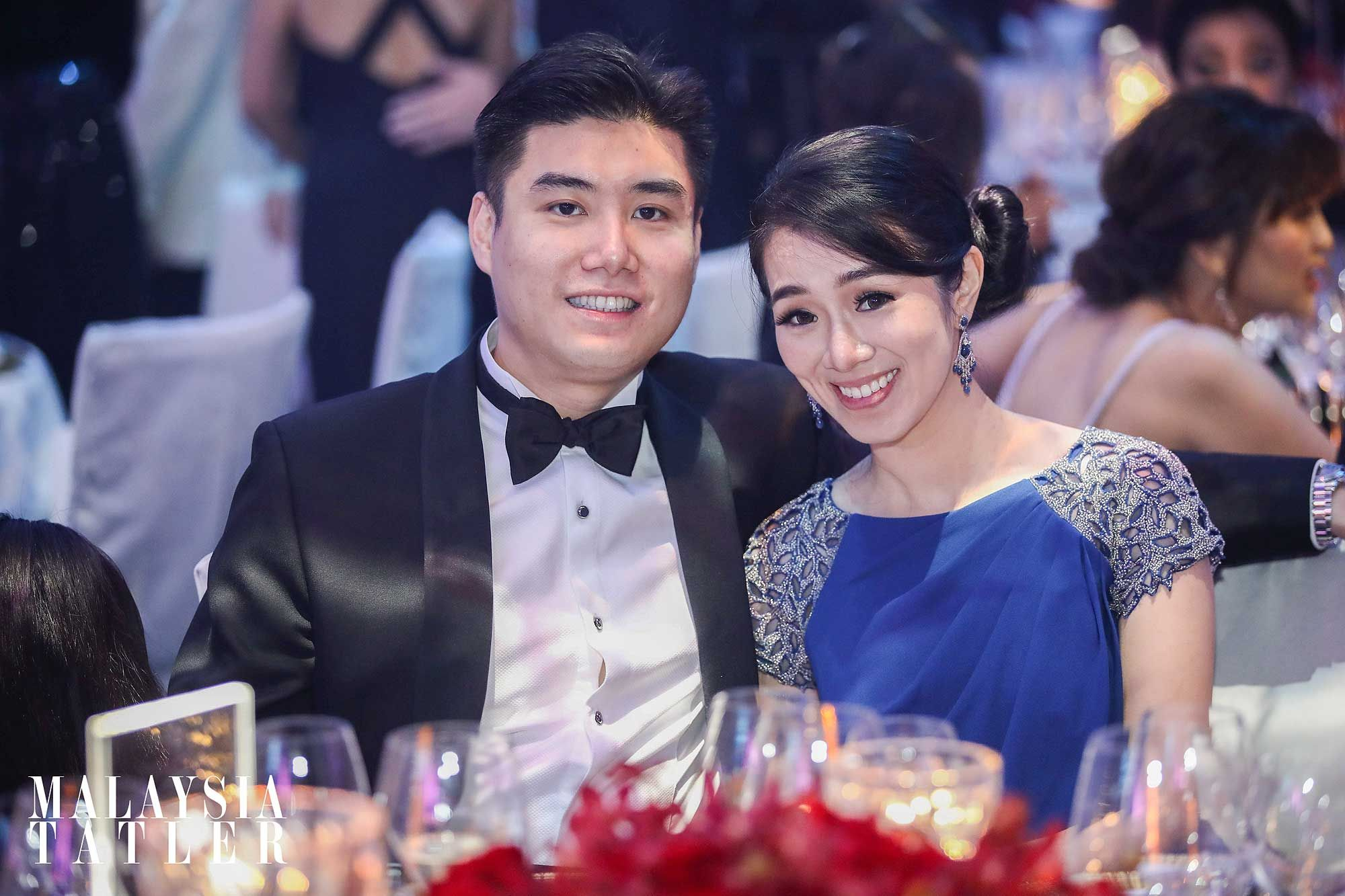 Law Wai Cheong and Diani Lee