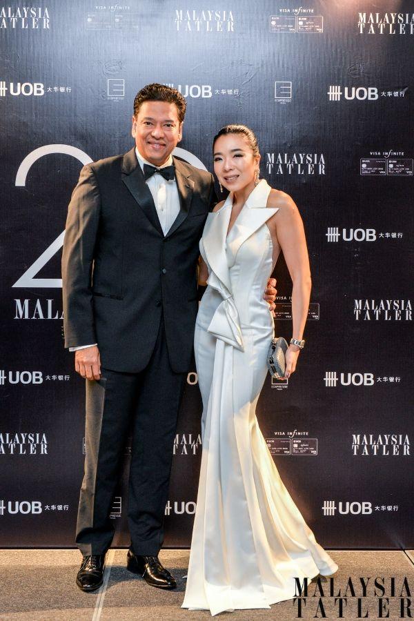 Yohan Rajan and Lim Wei-Ling in Michael Koh