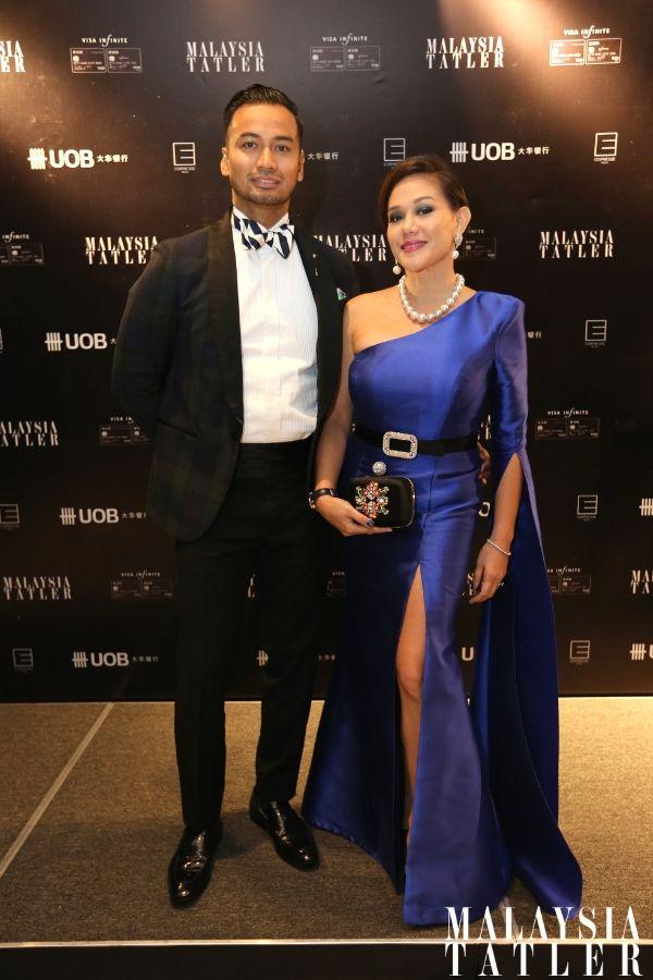 Casmad Sanuri and Elyna Effendi in Khoon Hooi