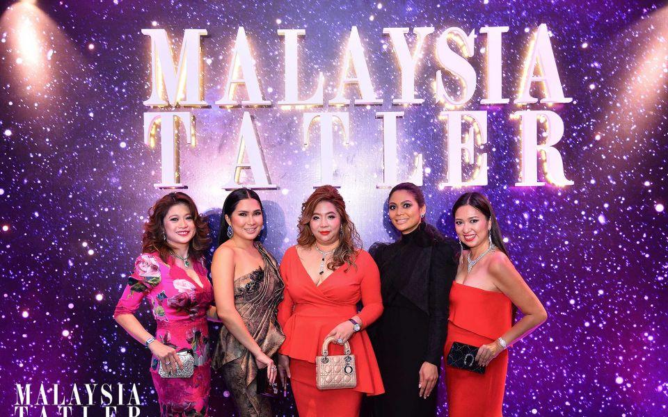 Mariam Teh, Angela Karto, Yap Ai Leen, Zaireen Ibrahim and Datin Yvette Kang