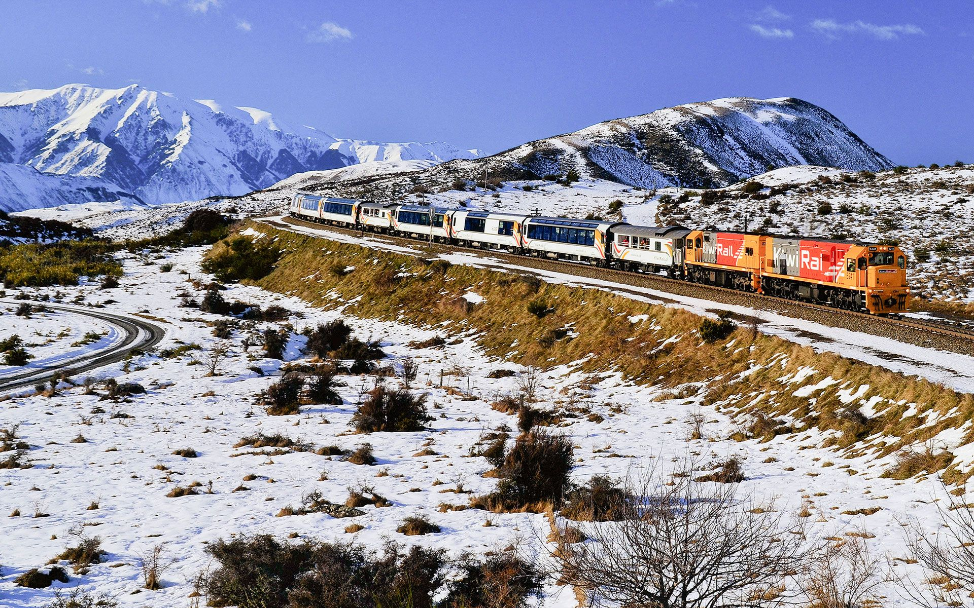 7 Life-Changing Railway Journeys In Australia & New Zealand