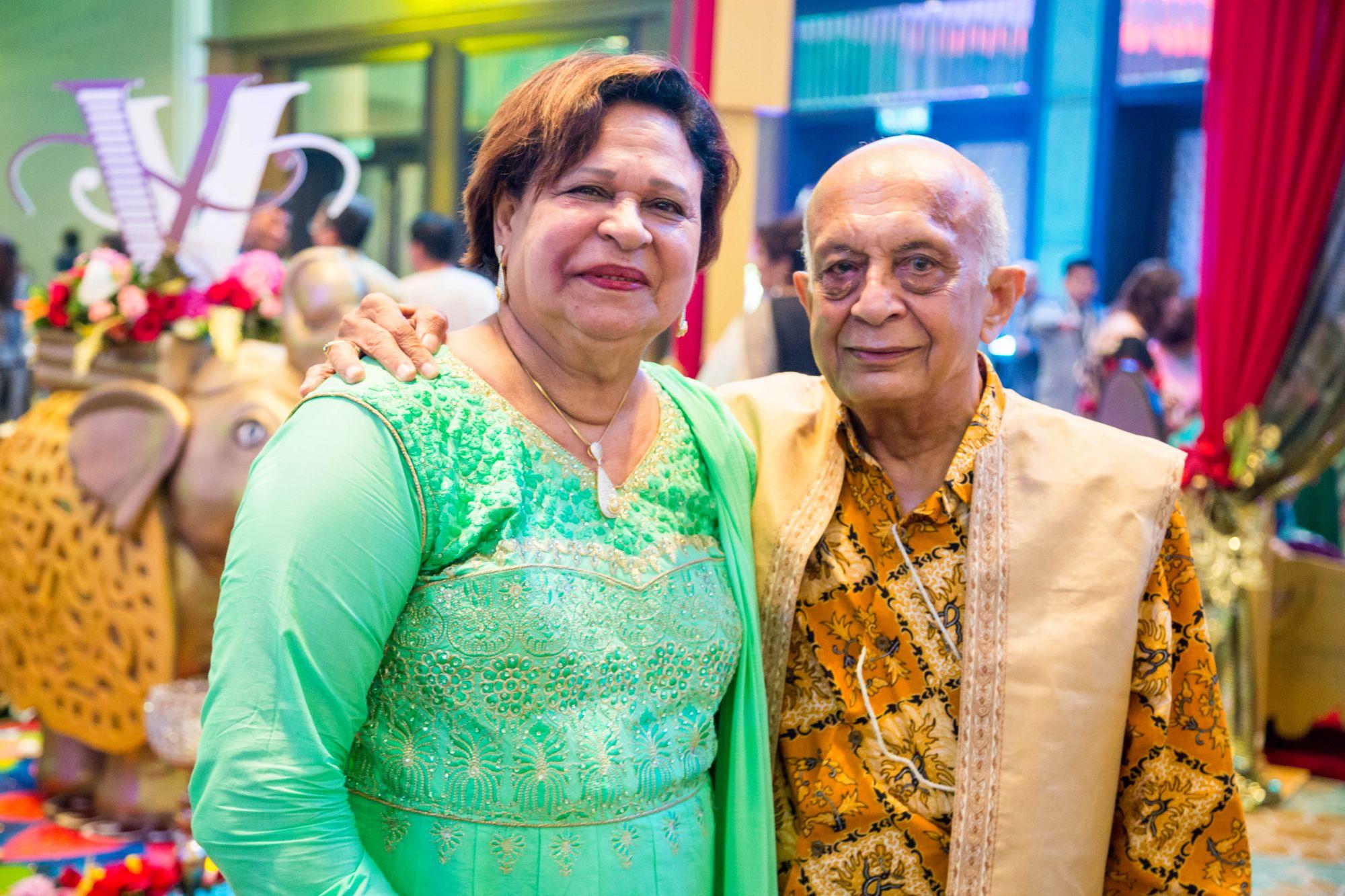 Kavita and Lal Chand