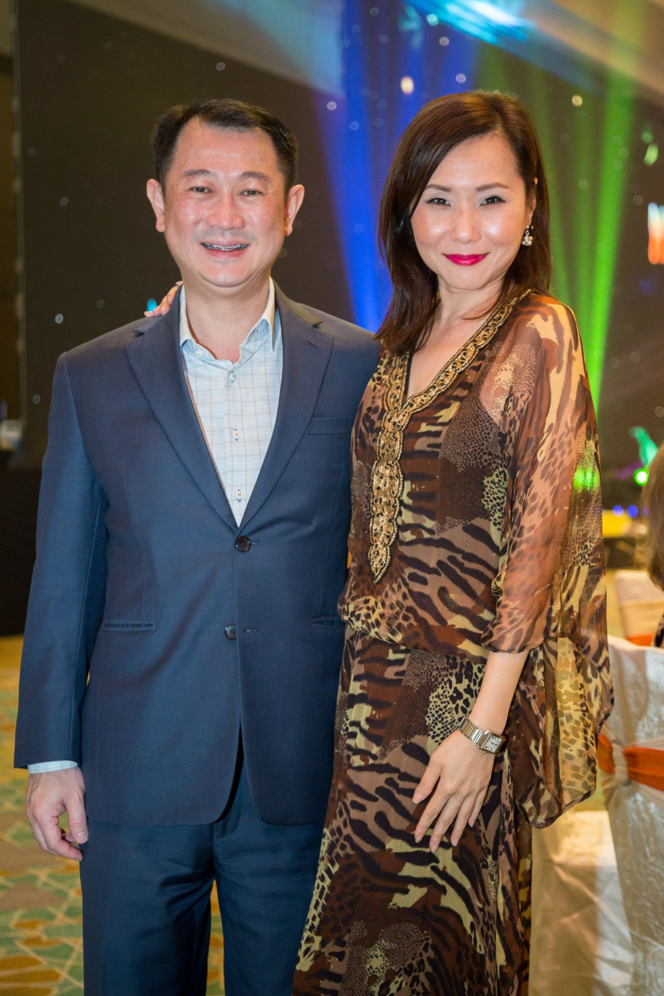 Mark Neo and Ai Ling