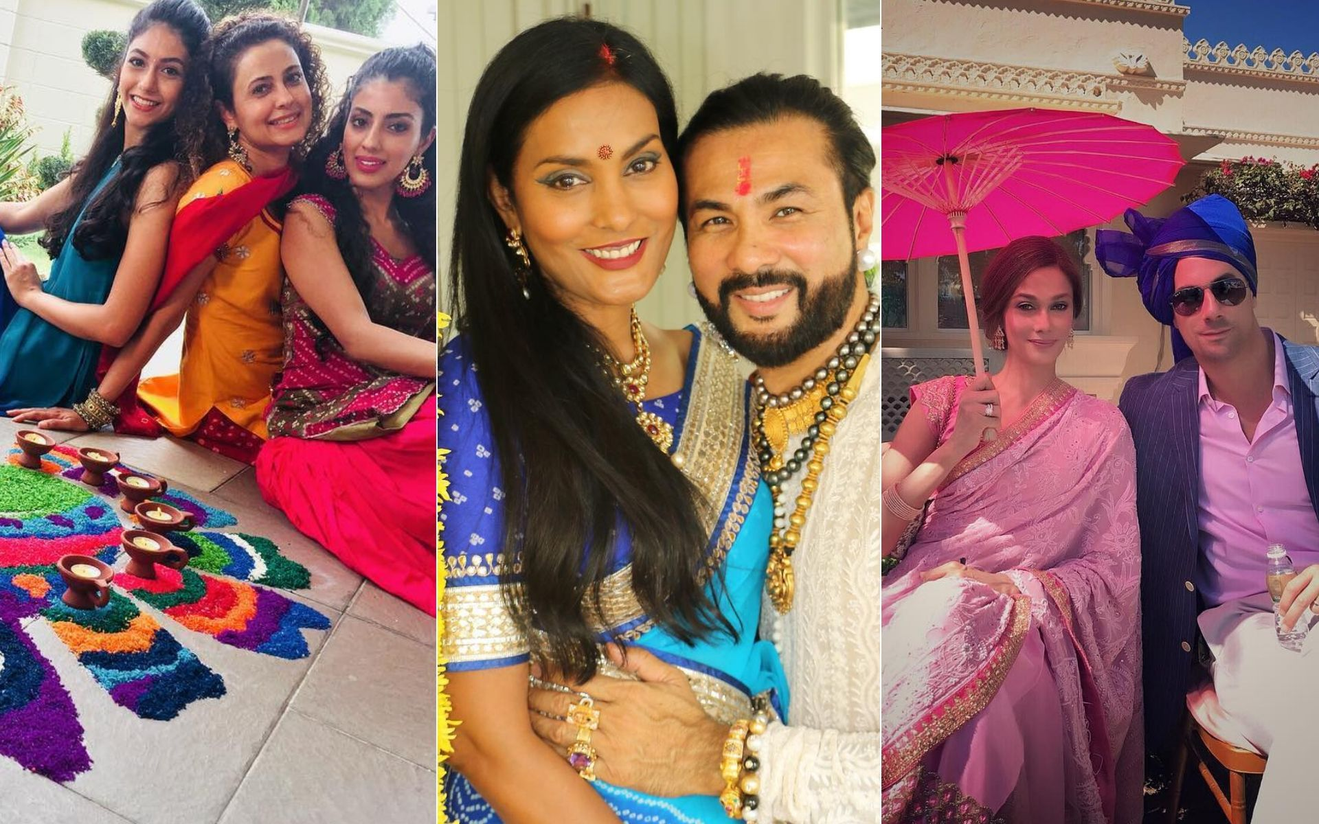 Tatlergrams of the week: Deepavali moments